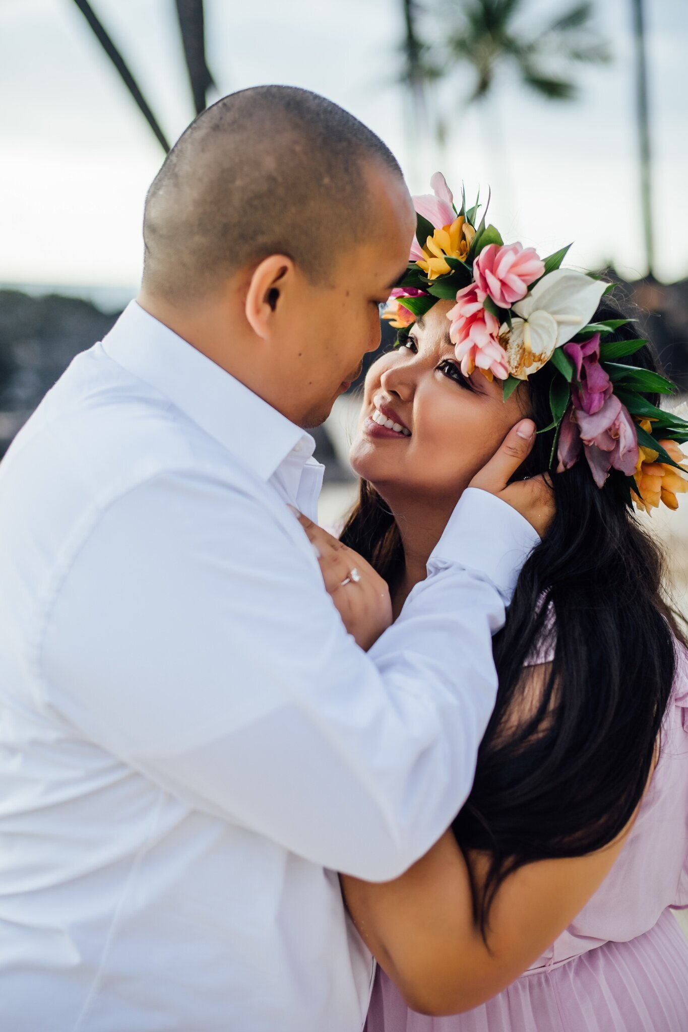 hawaii-elopement-photographer-mahaiula-bay