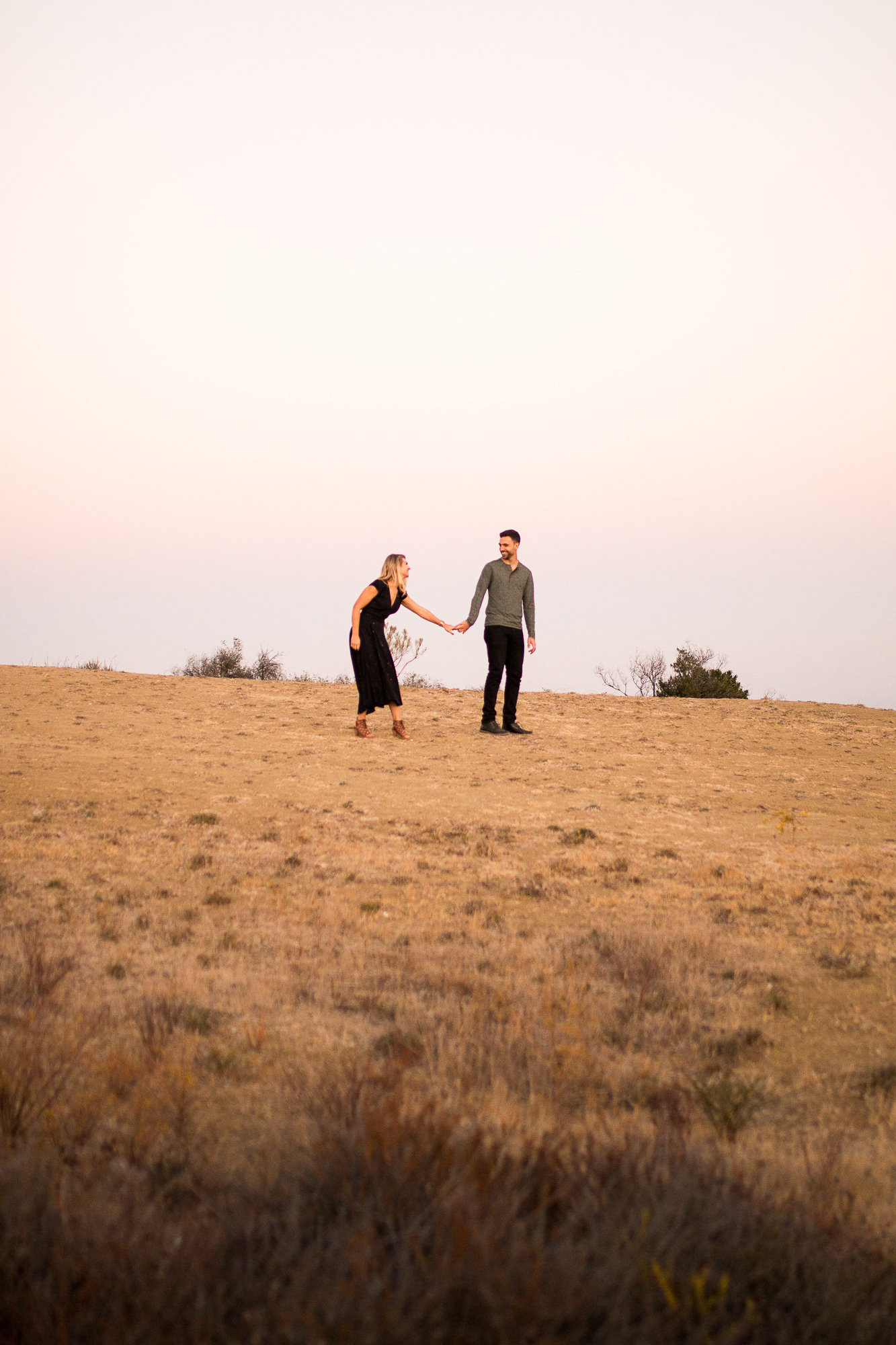 mountain engagement photos for couples