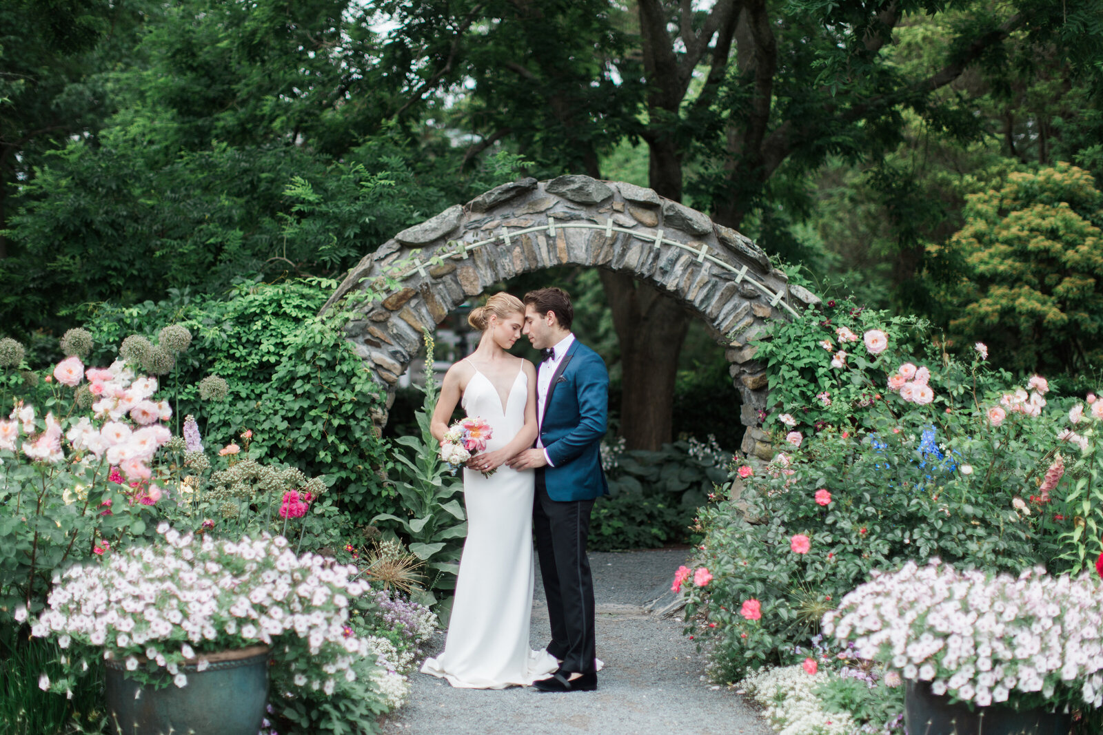 Blithewold Mansion_Newport_Rhode Island_Summer Wedding-52