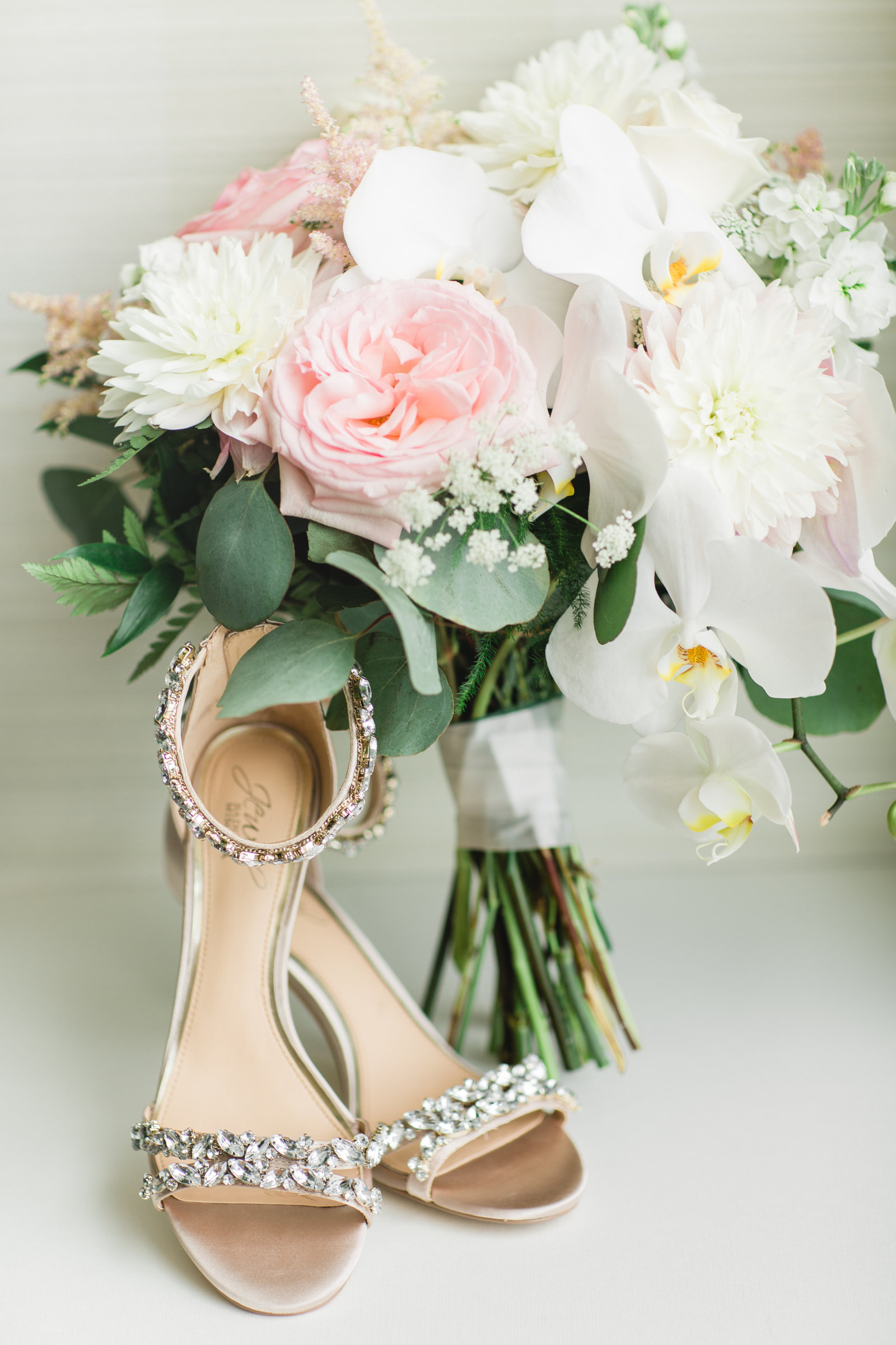 Jewel Wedding Shoes