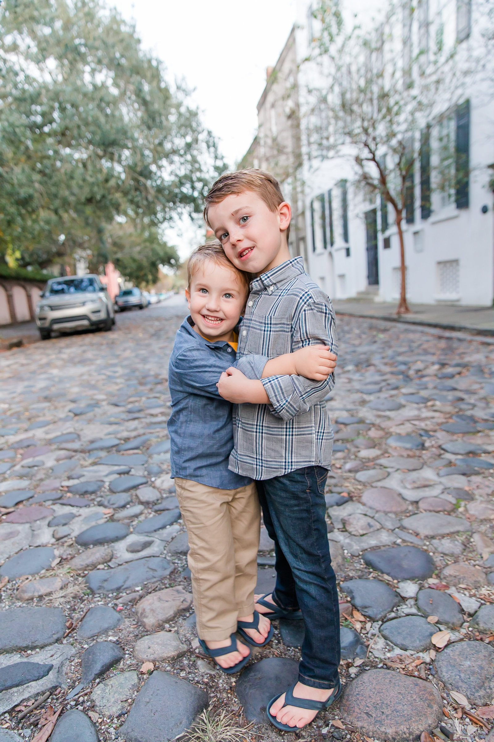 Janice Jones Photography Downtown Charleston Family Session 3