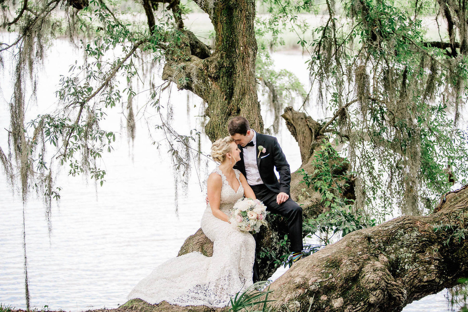 bride-groom-portrait-magnolia-plantation-charleston-sc-lowcountry-wedding-kate-timbers-photography2097