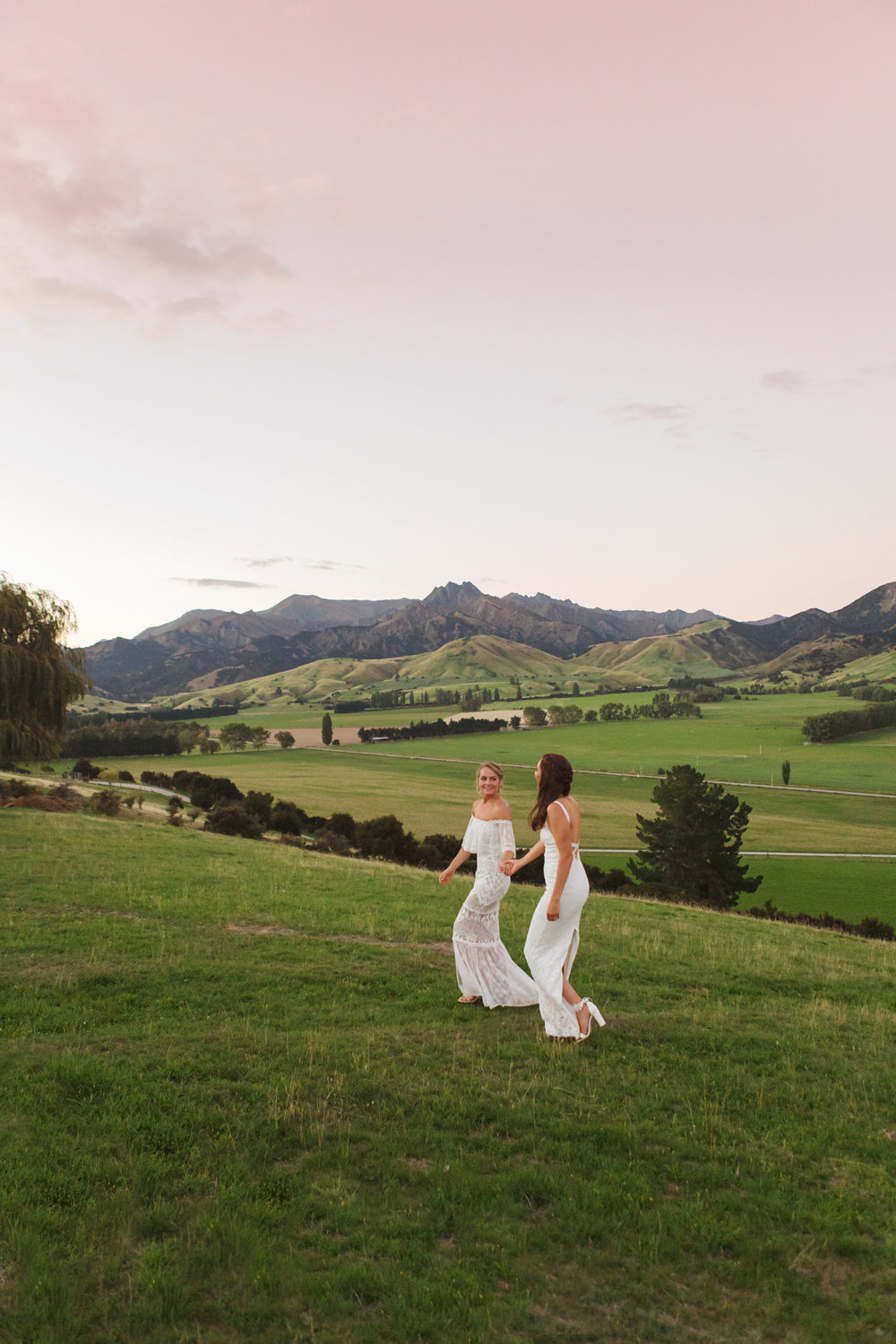 Grace Loves Lace Wedding Dresses in a stunning New Zealand Wedding By Monika Berry