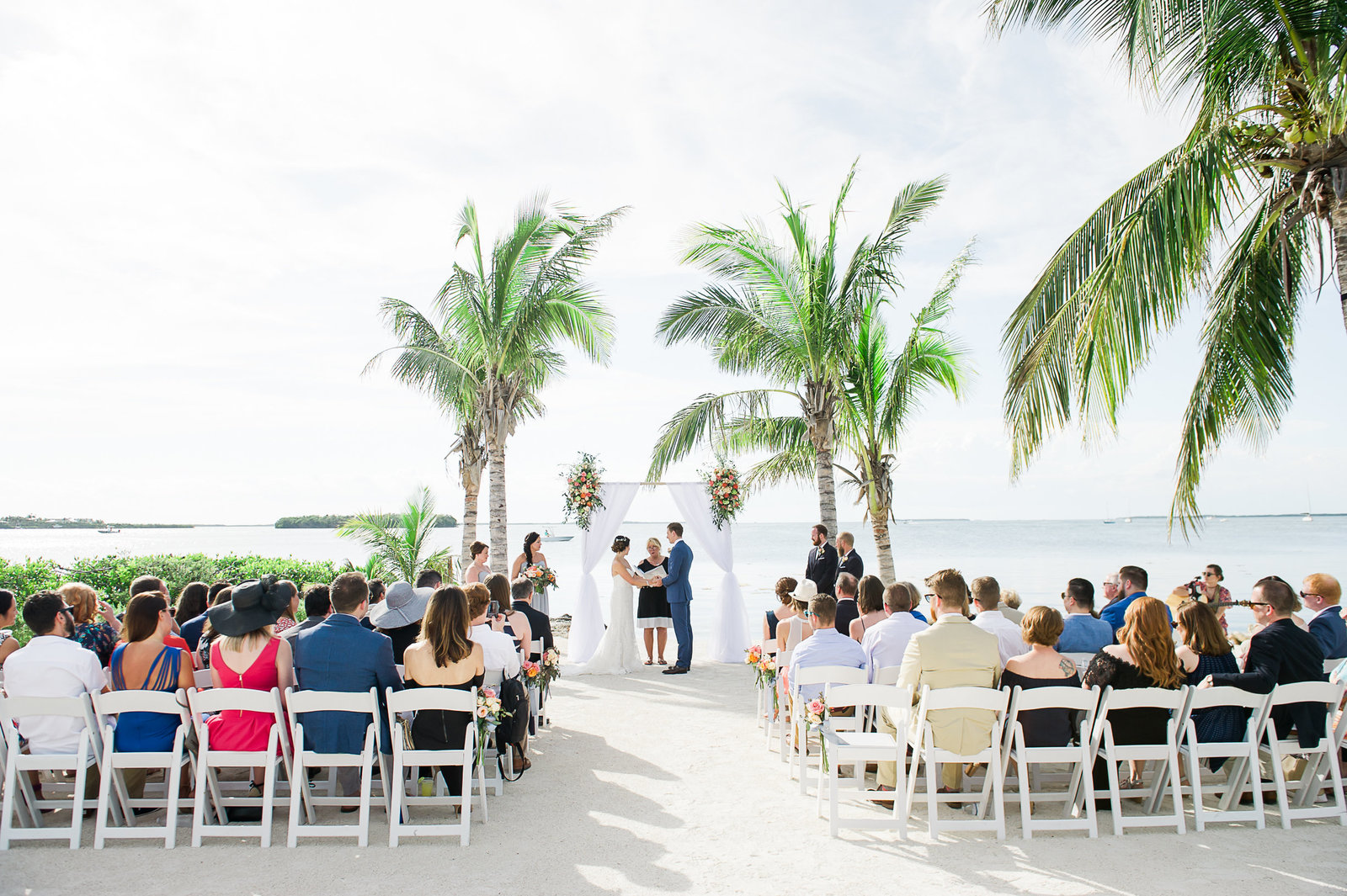 Key Largo Lighthouse Wedding