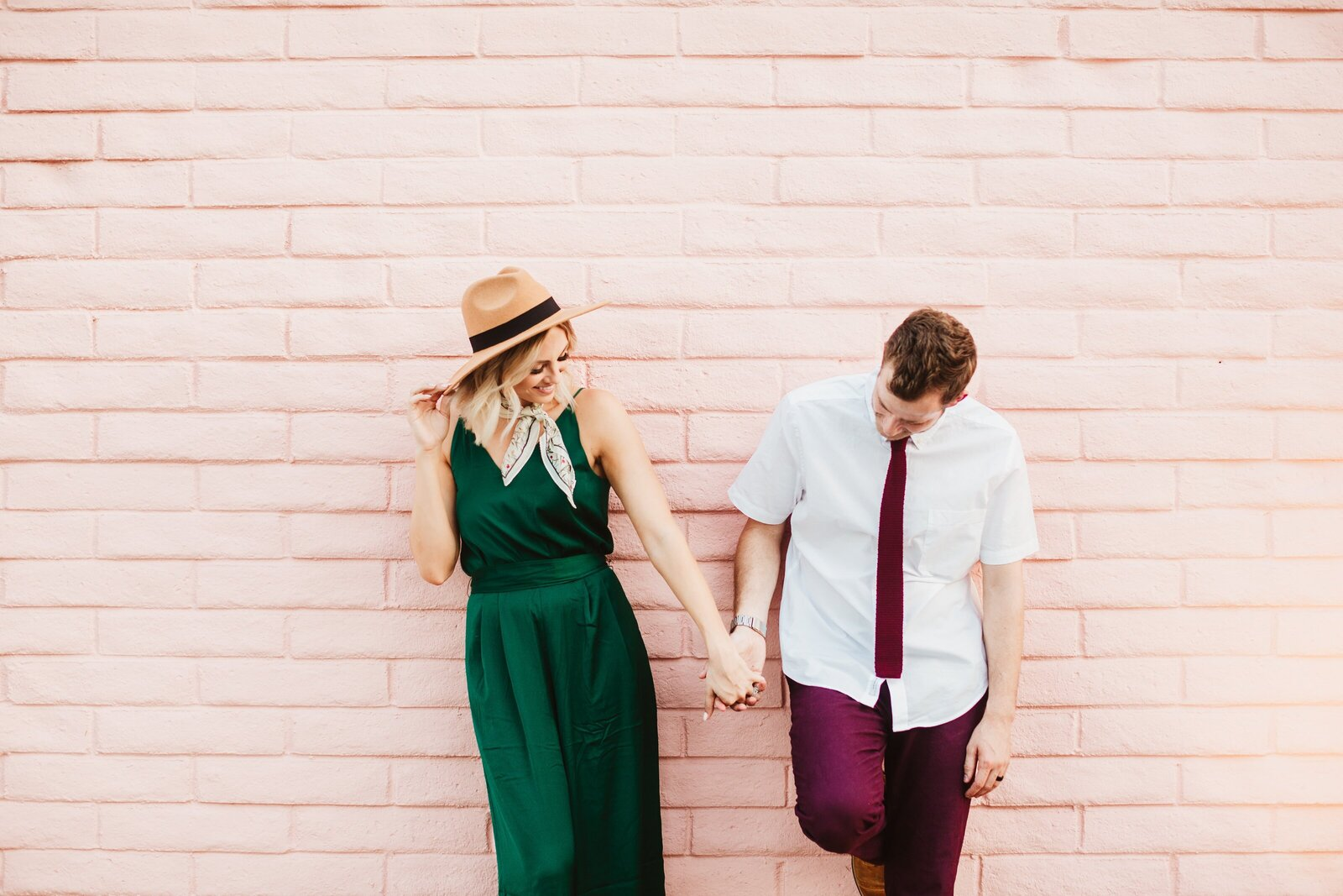 downtown-palm-springs-engagement-photography