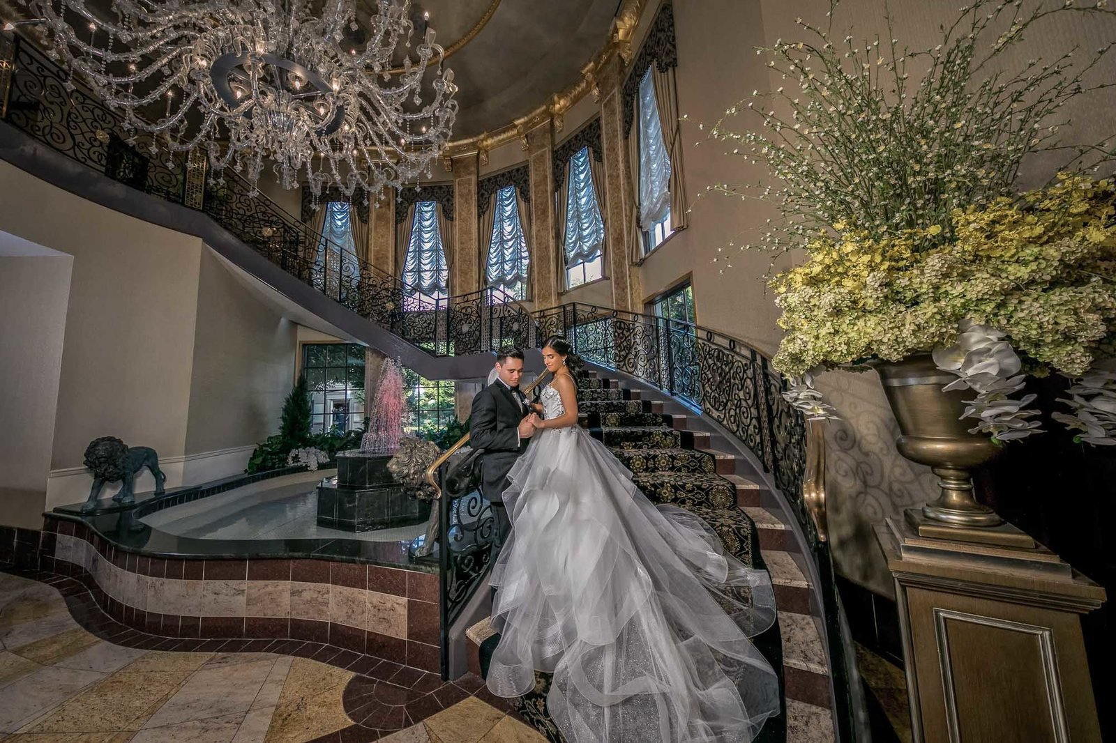 NJ Wedding Photographer Michael Romeo Creations venetian