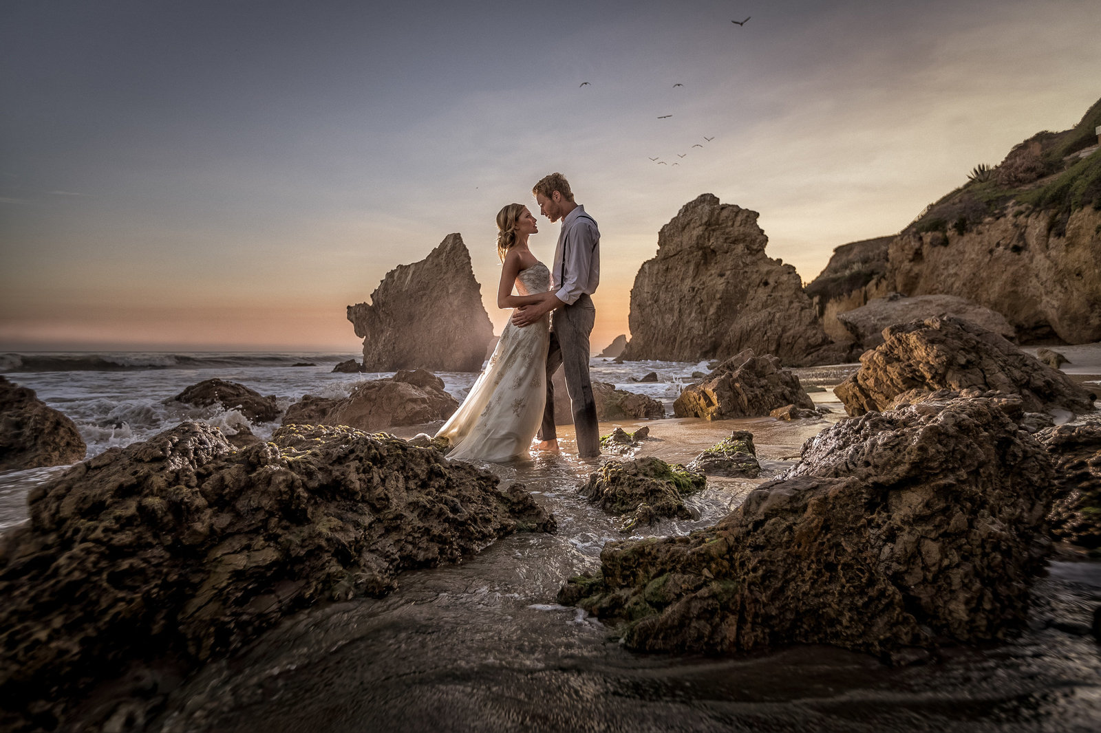 el-matador-beach-wedding
