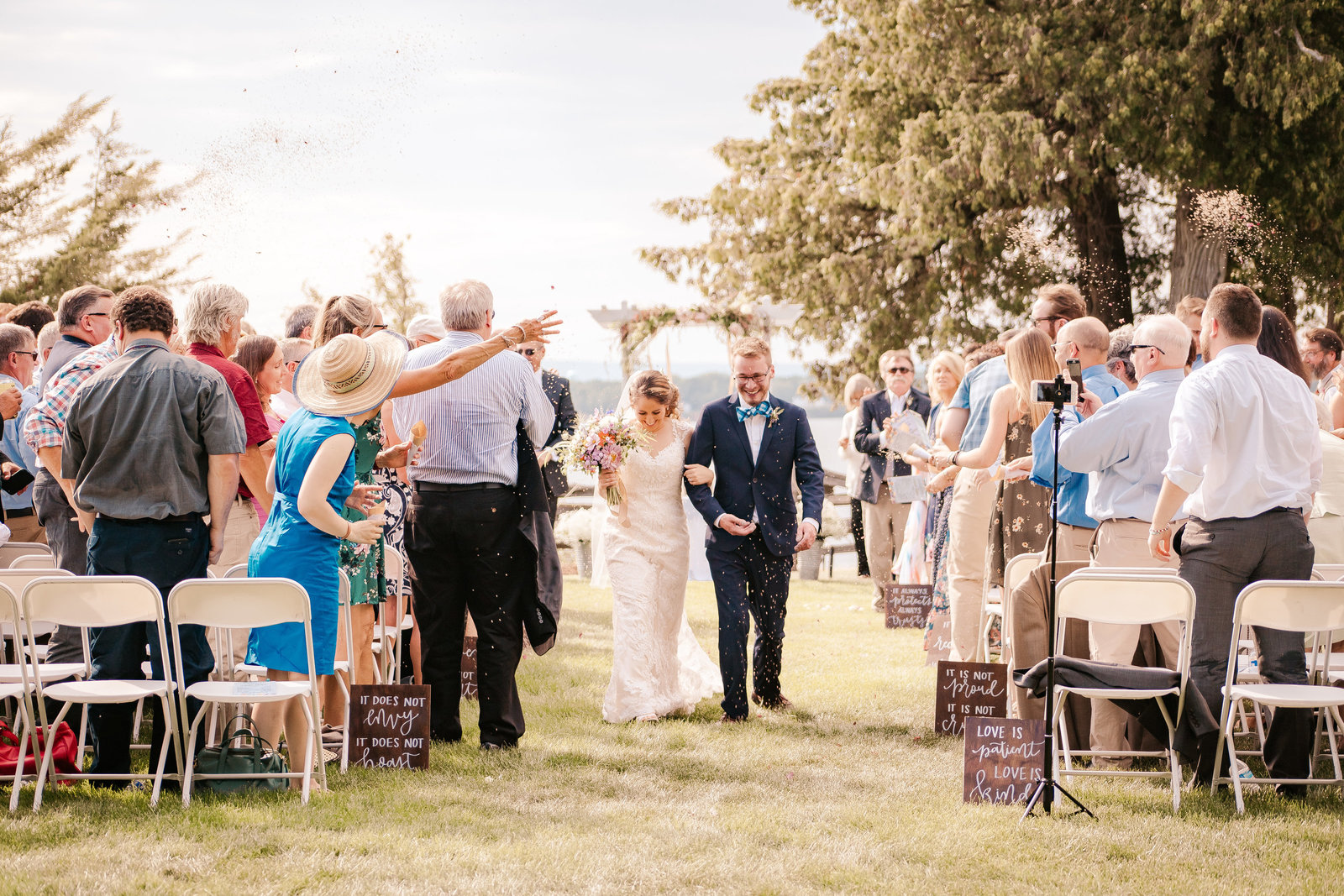 A Rustic Inspired Wedding at Ferry Watch (155 of 273)