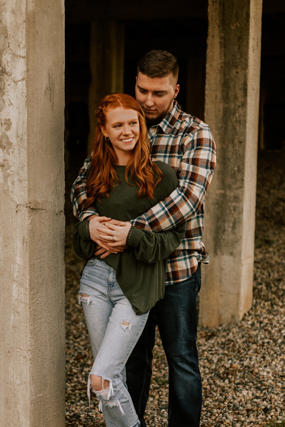 Puppy-Love-engagement-session-williamsport-falls-36