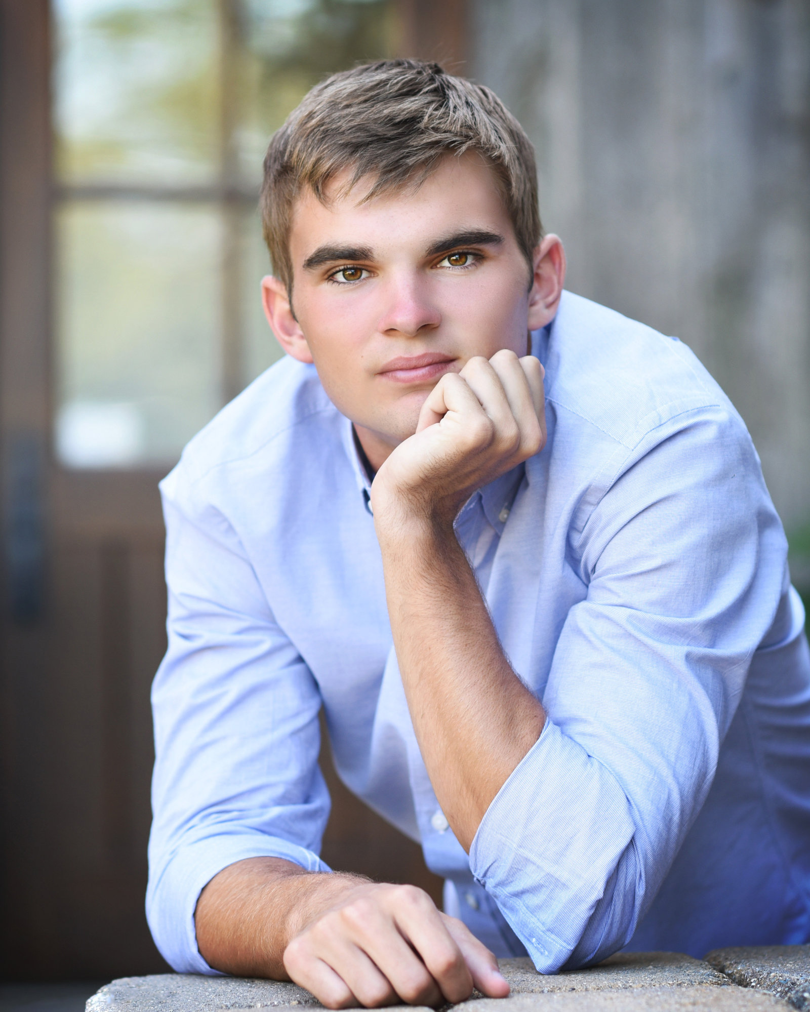 Spring Senior session, Olentangy Liberty Senior