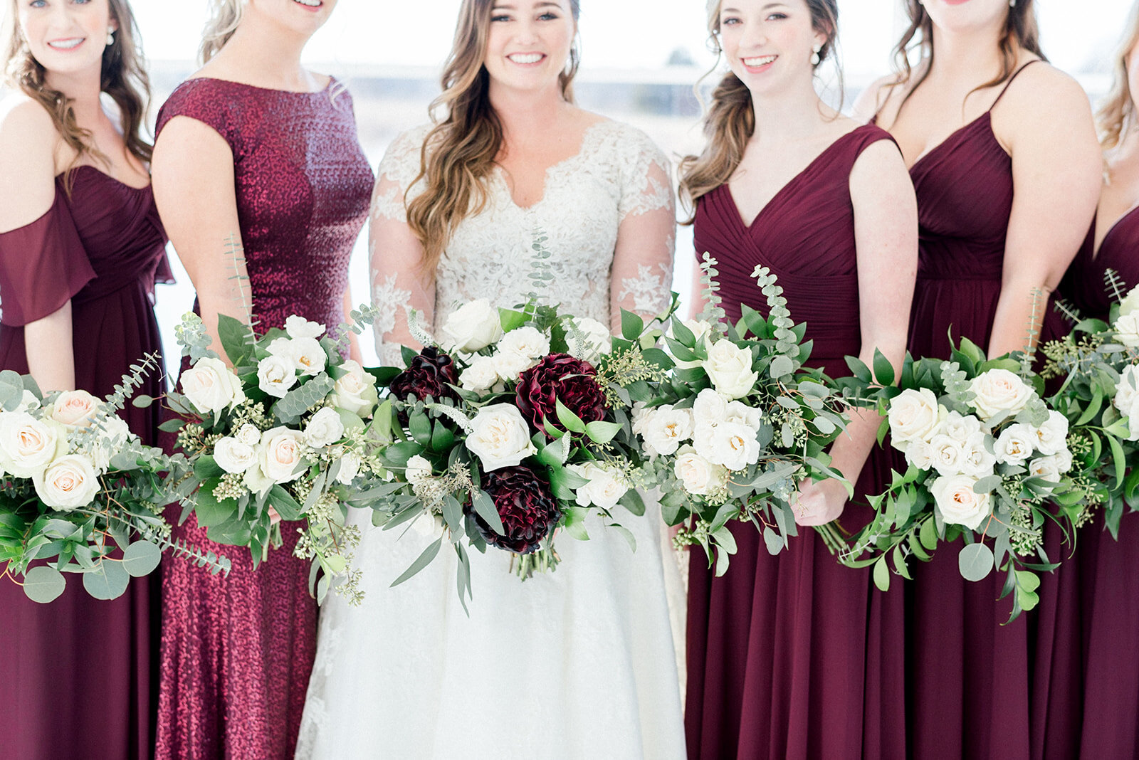 burgundy_bridesmaids_dresses