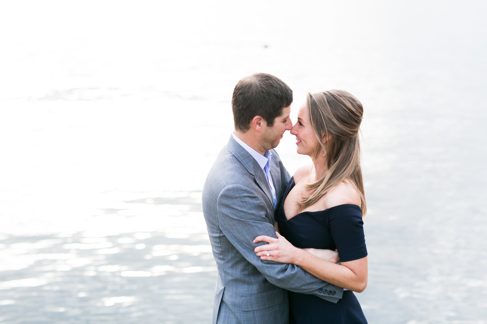 Downtown Norfolk Classic Engagement Session by Elizabeth Friske Photography-7