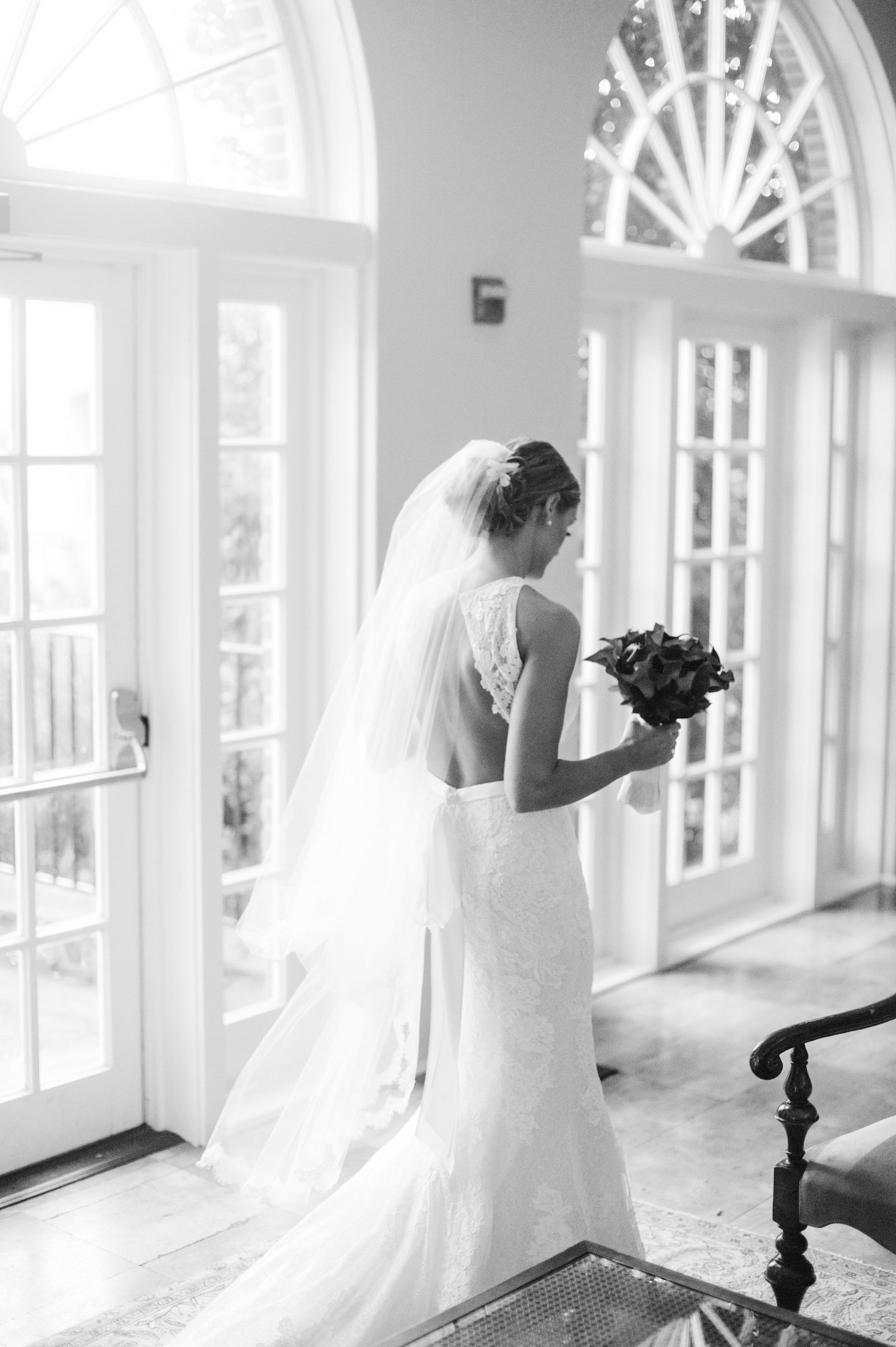 Wedding planners at Belmont Country Club, Virginia