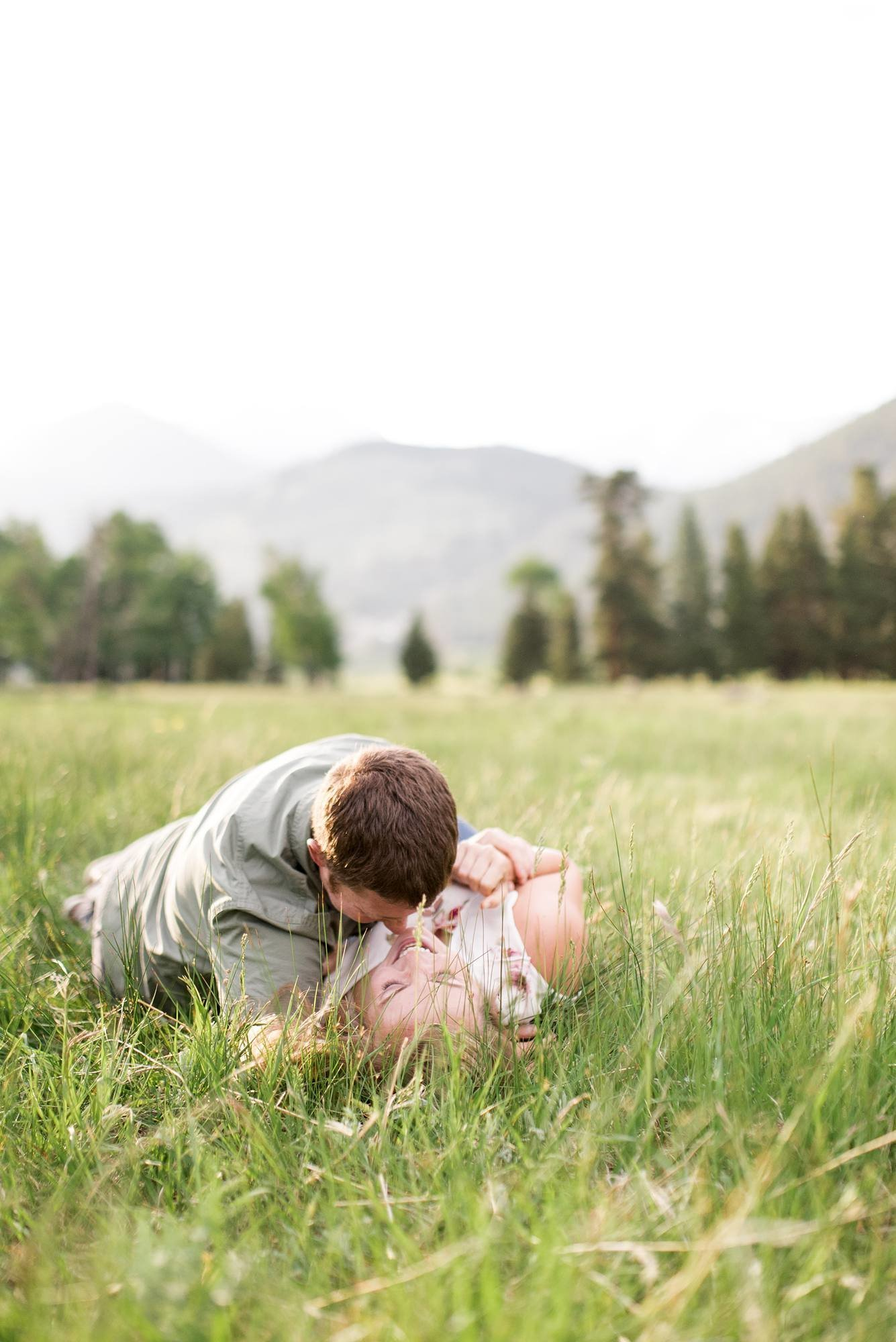 engagement photographer near boulder colorado