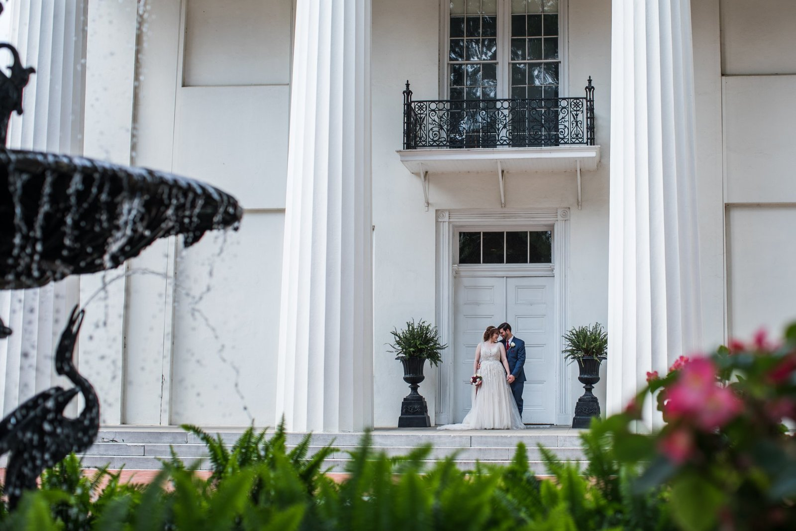 Old State House Wedding in Little Rock, Arkansas
