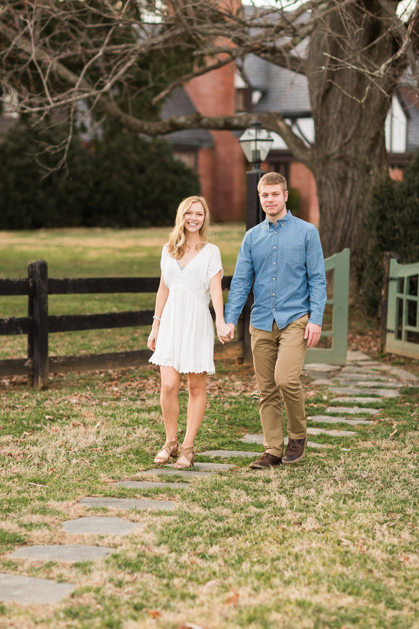 Fall Mountain Engagement Session in the Shenandoah Valley-8