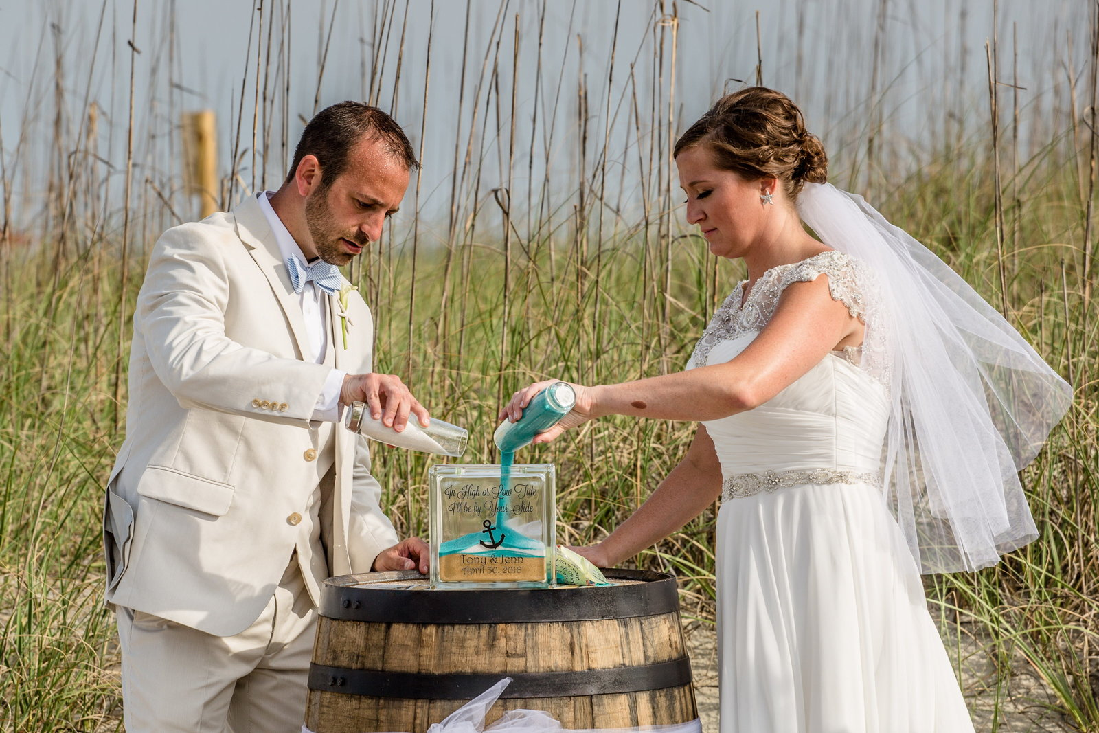 Tybee Island Wedding, Jenn + Tony, Bobbi Brinkman Photography