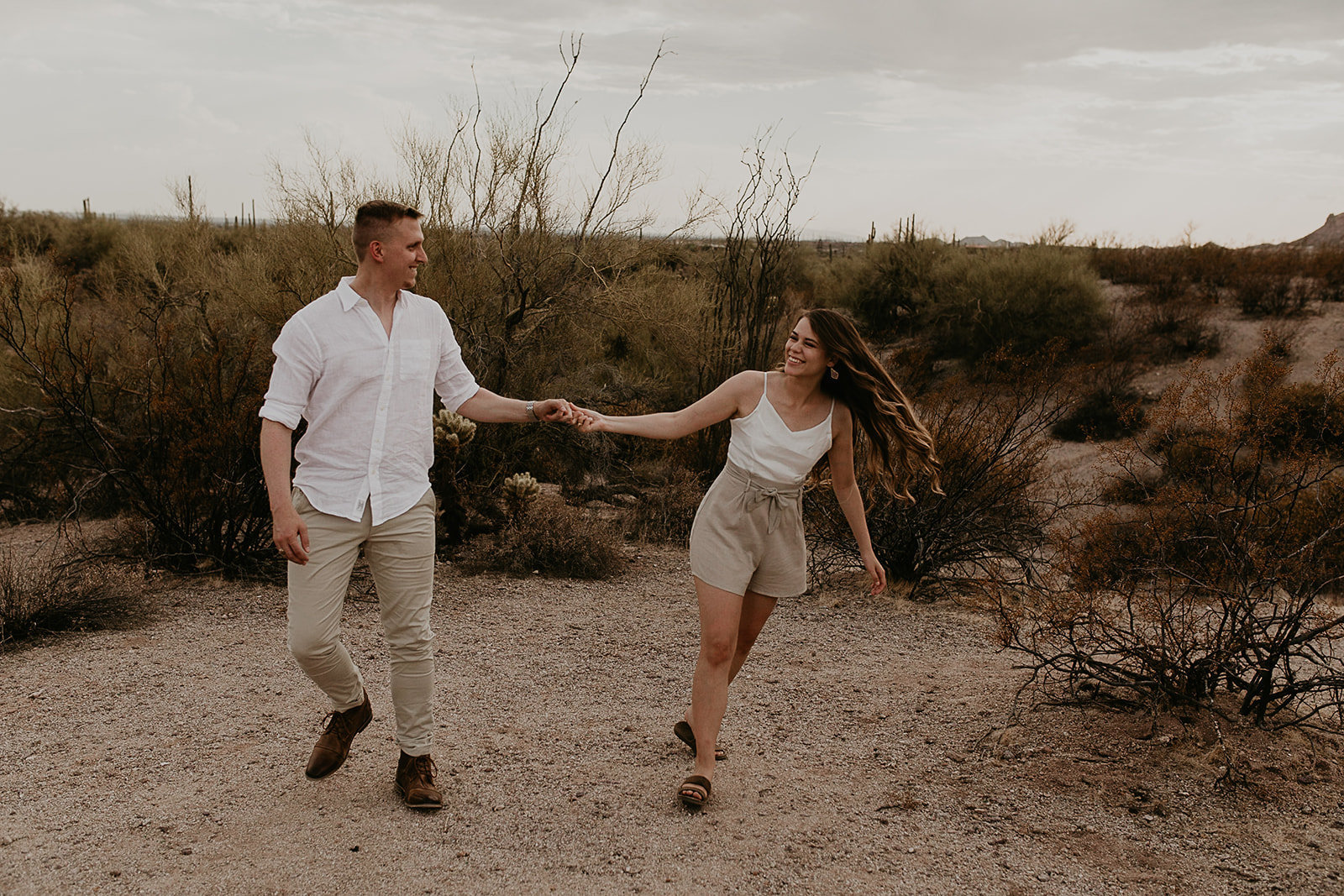 Superstition Mountains Engagement-60