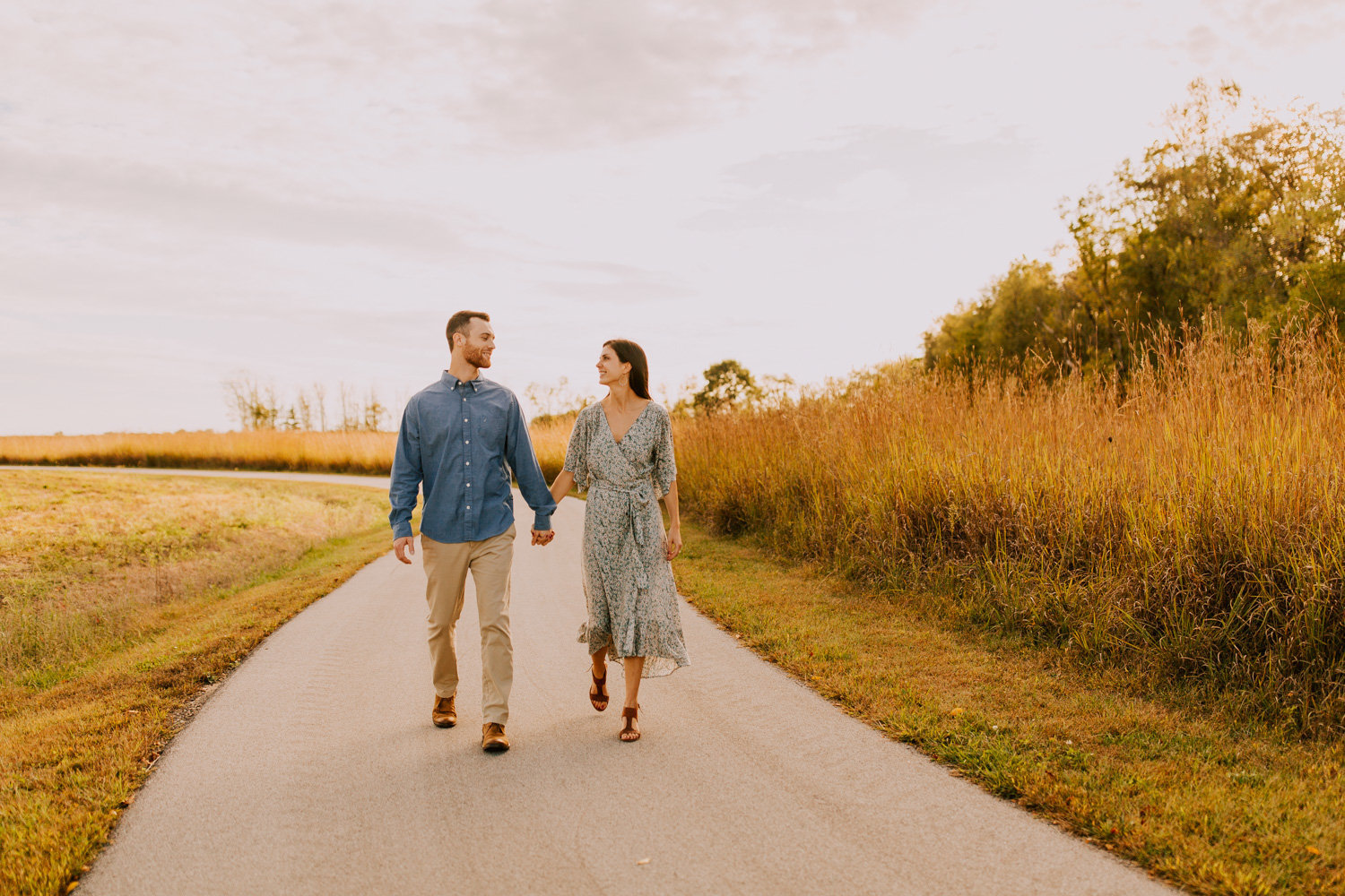Sunset-Autumn-Engagement-Session-Prophetstown-10