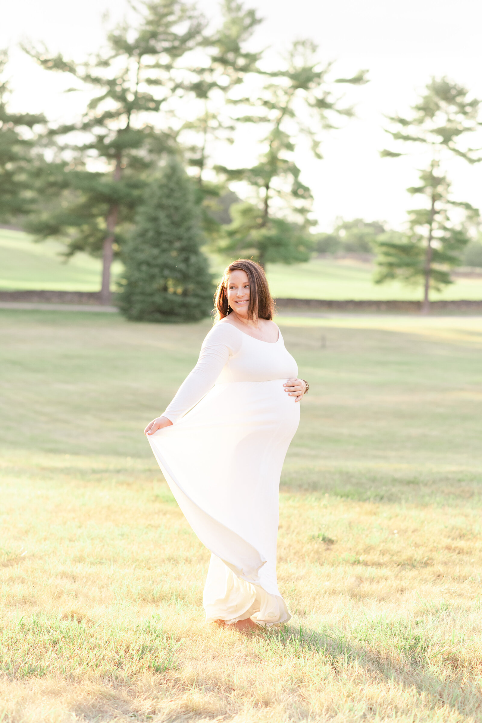 Blandy Farm Virginia Maternity Session (50 of 53)