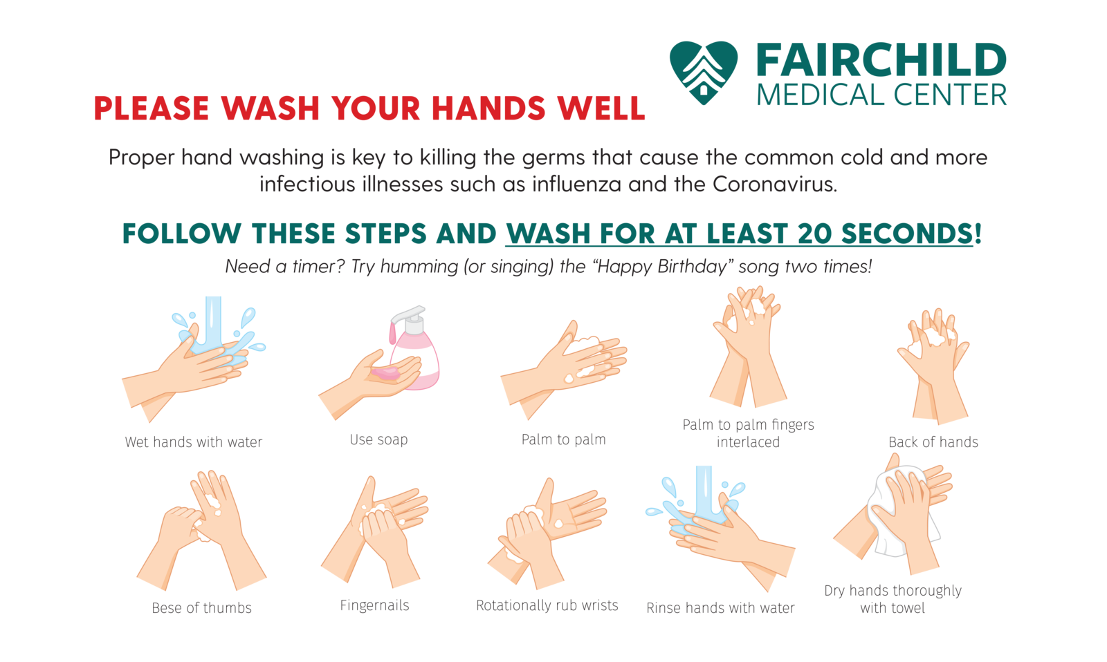 H-D-FMC-Proper-Hand-washing-website-graphic-desktop_fairchildmed.org Desktop Background Image