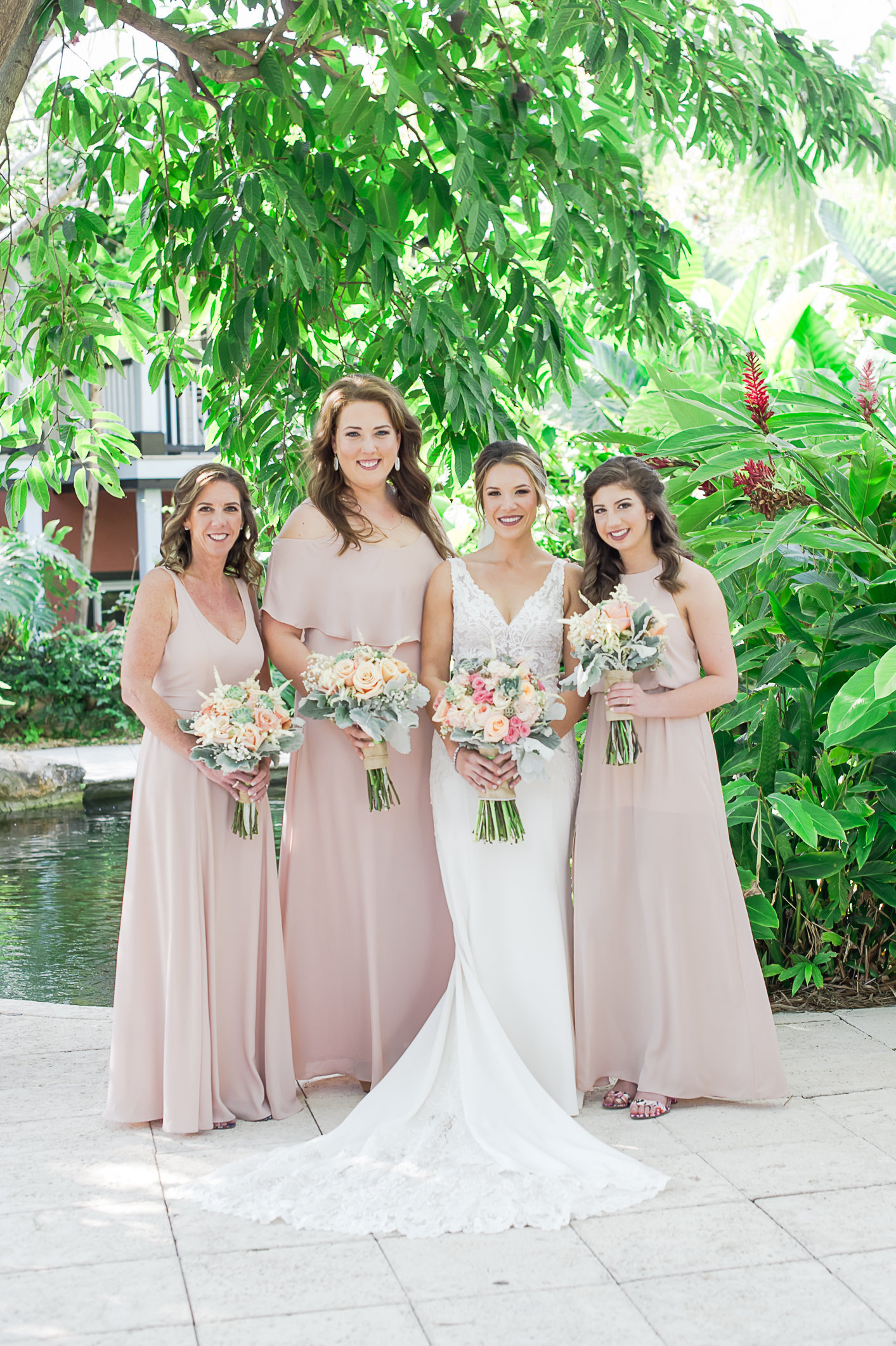Bridesmaids - Sundy House by Palm Beach Photography, Inc.