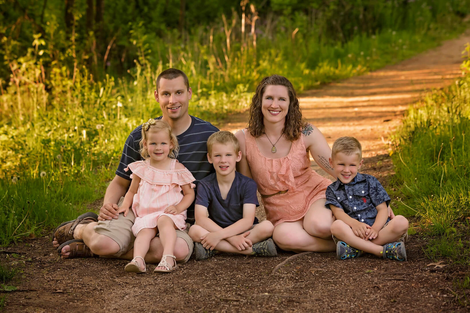 Milwaukee Family Photographer
