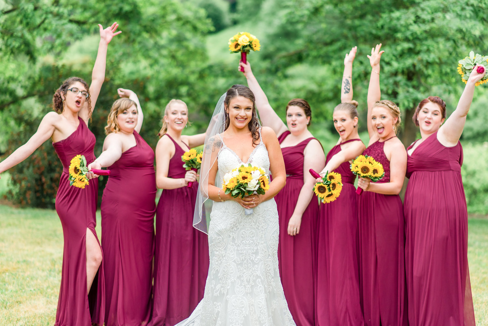 Bridal Party Portraits-278