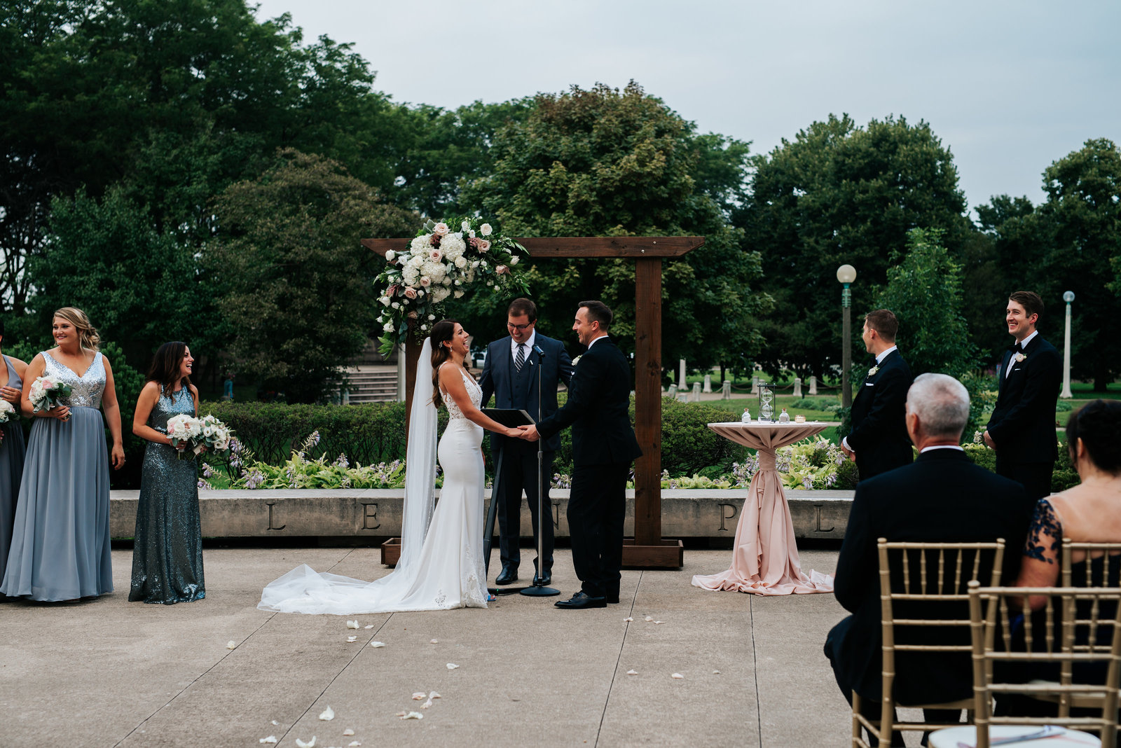 Michigan Wedding Photographer, Chicago Wedding Photographer,  Chicago History Museum