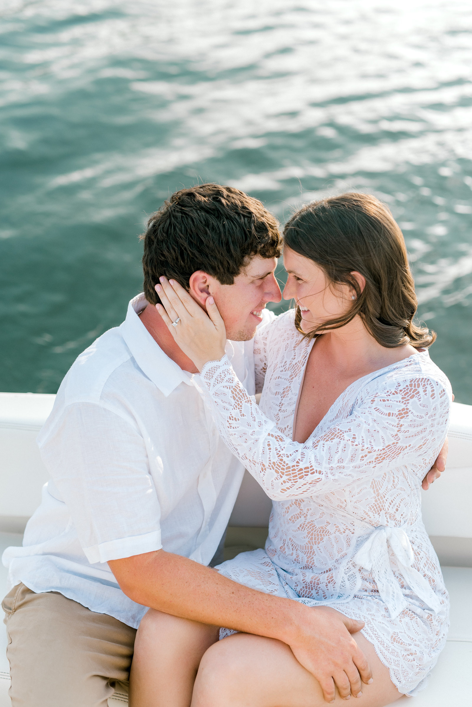 Chautauqua Lake Engagement Session