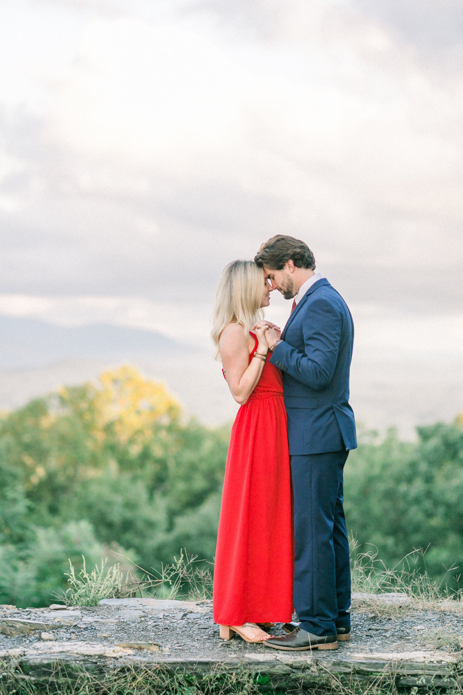 Couple portrait session captured by Staci Addison Photography