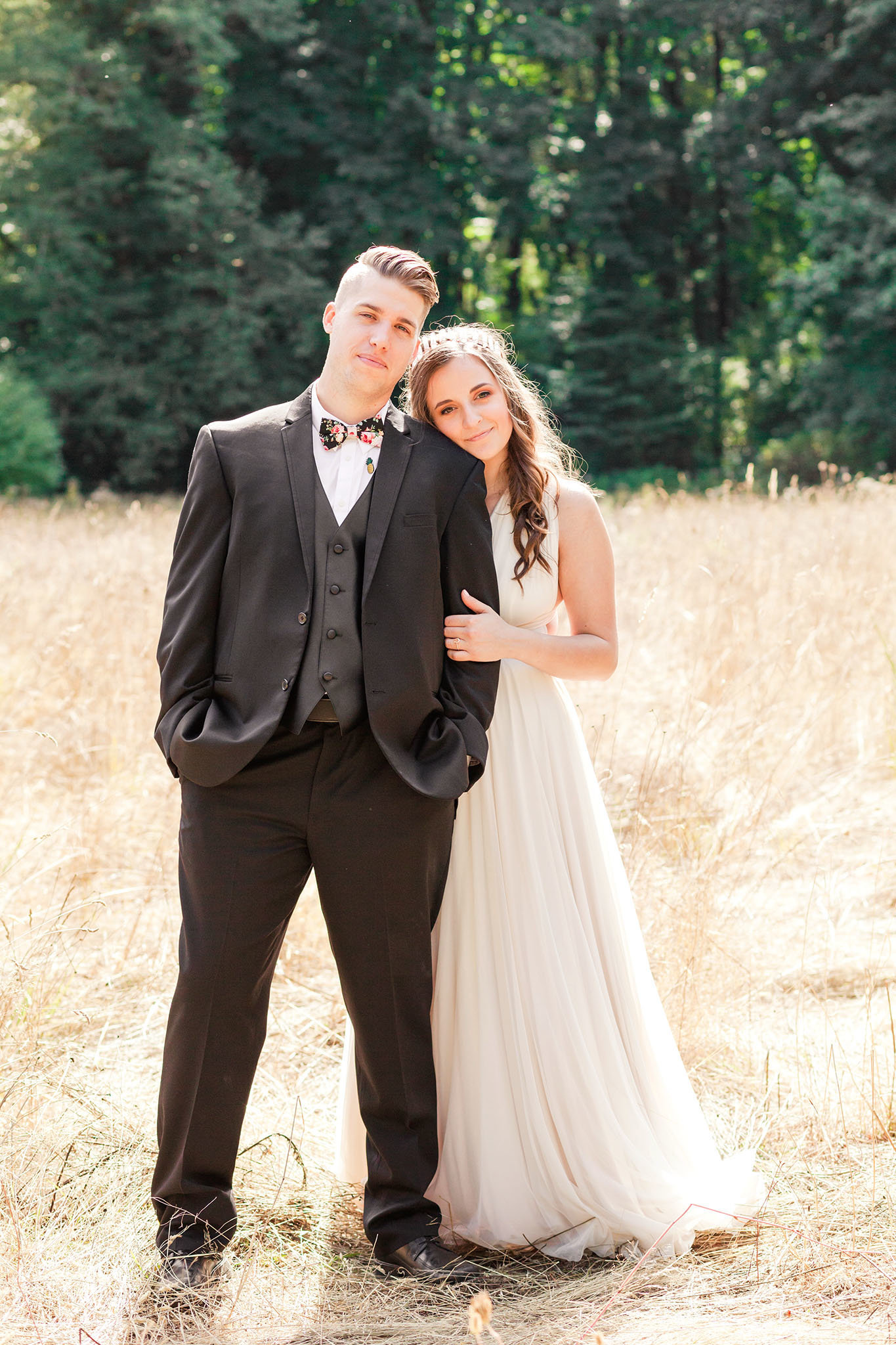 oregon wedding photographer tillamook forest