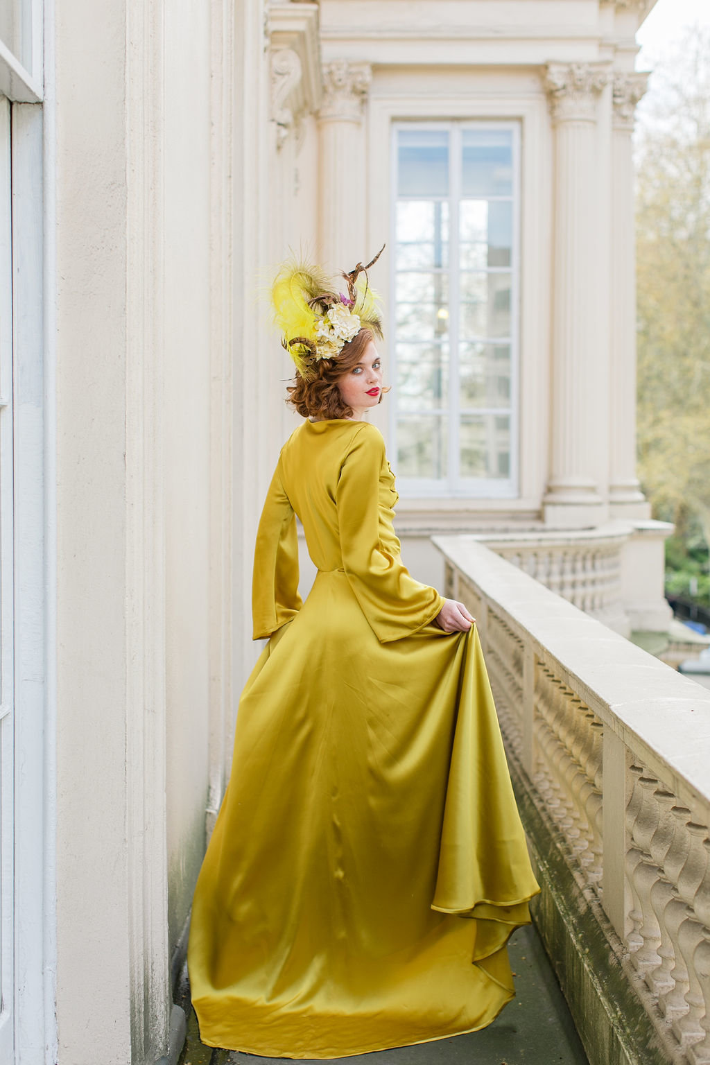 Yellow-silk-satin-evening-wedding-dress-JoanneFlemingDesign-RobertaFacchiniPhoto (16)