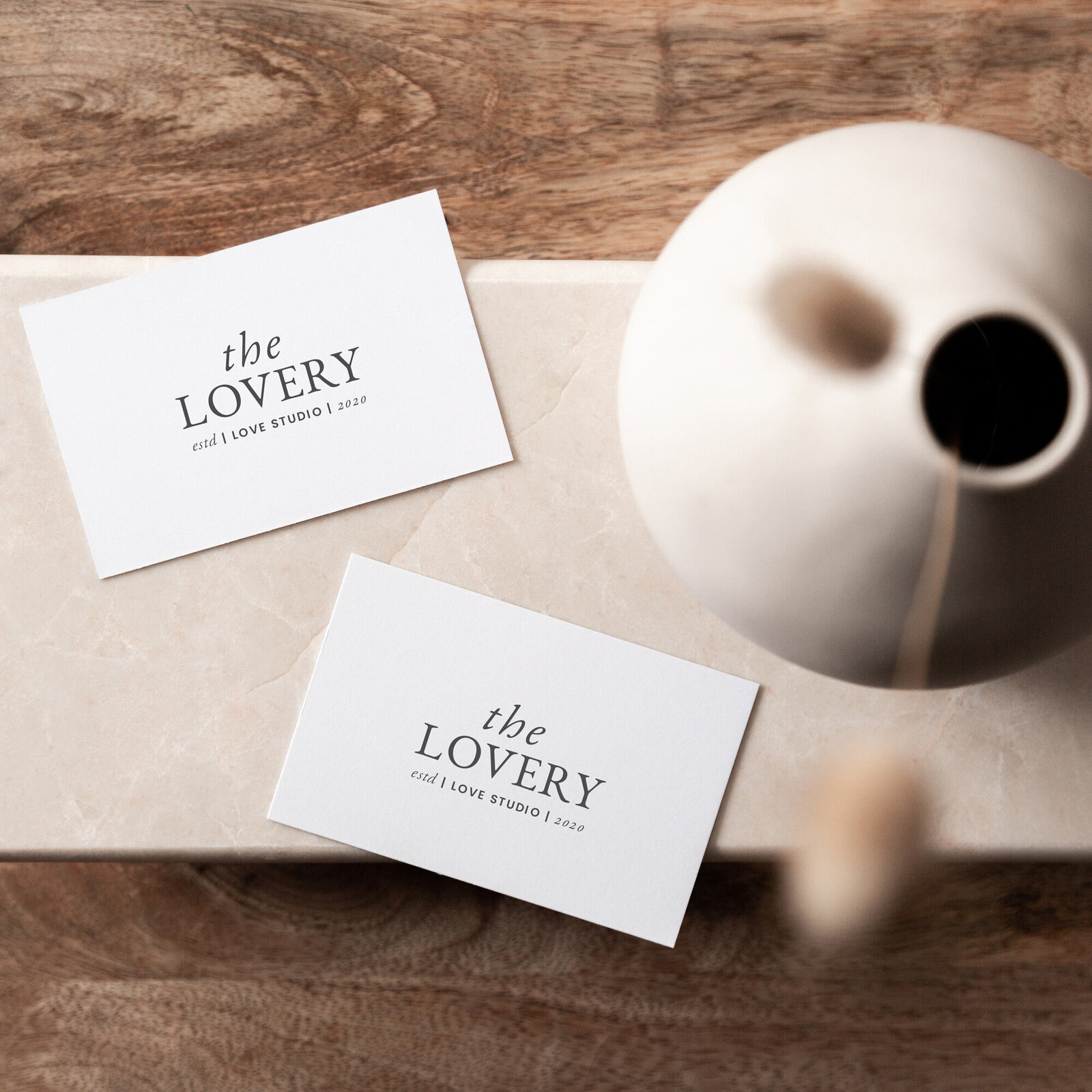 thelovery-businesscard-design-square