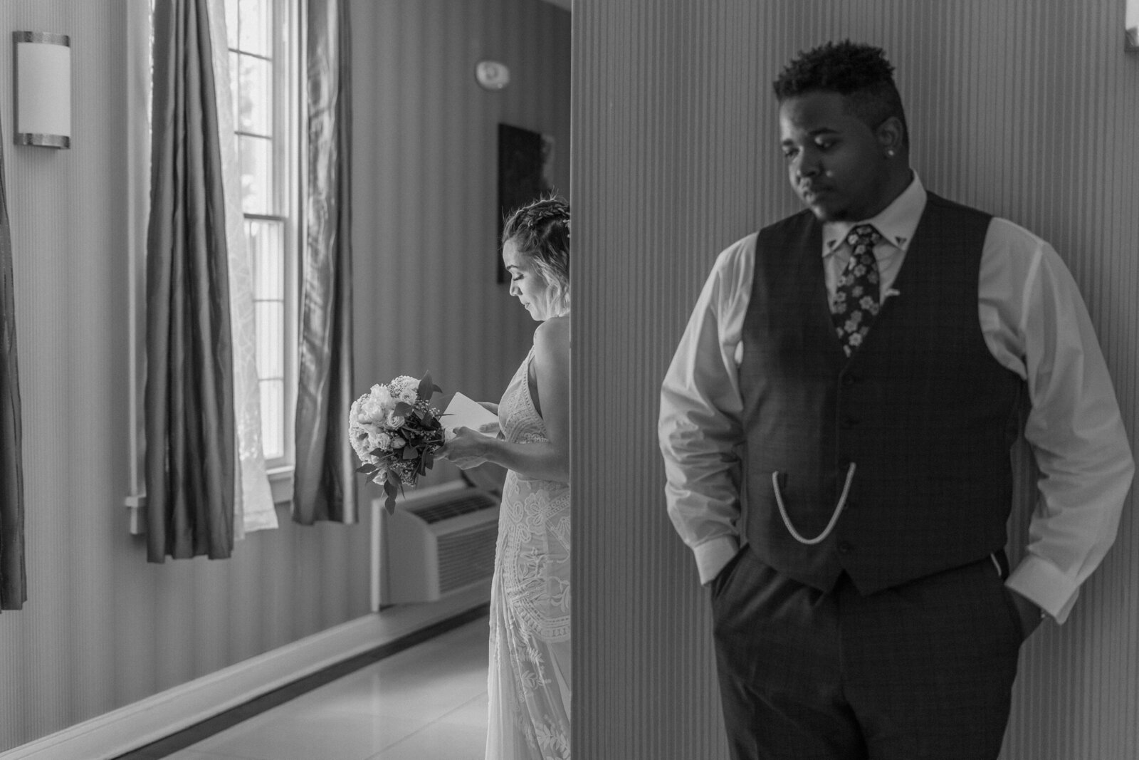 Weddings by Regina Marie; photo by Cate Barry Photography
