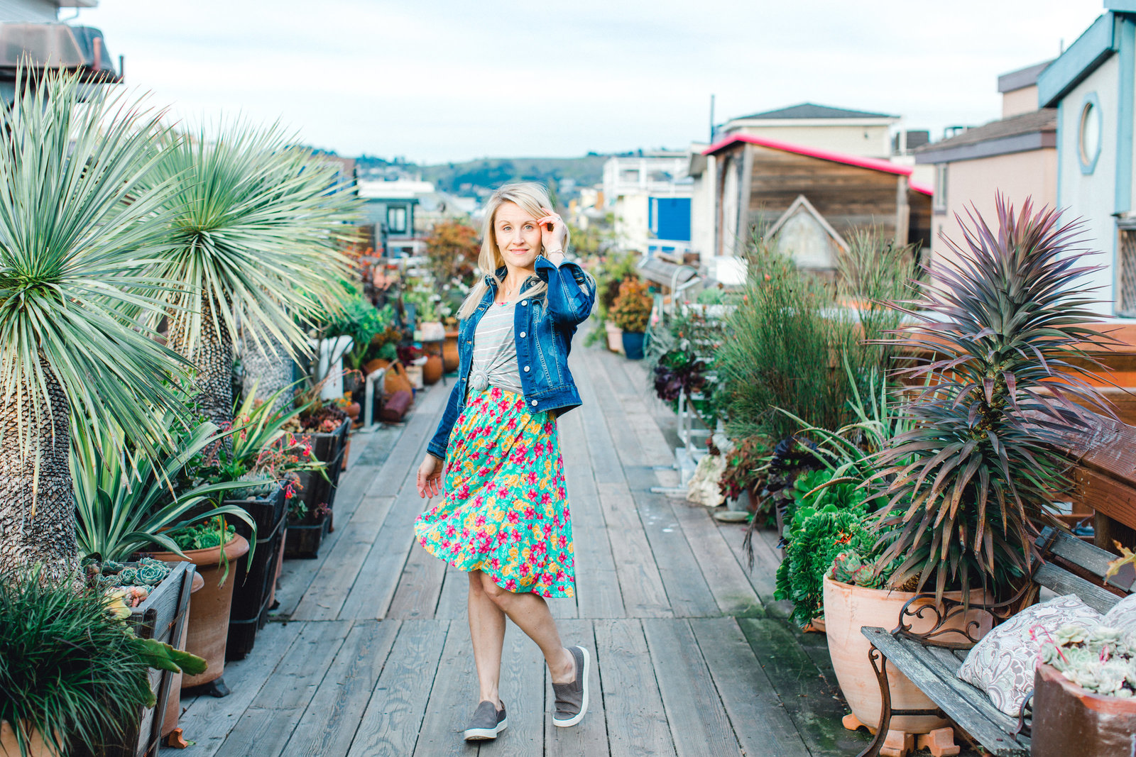 LuLaRoe Katie Ward in Sausalito California