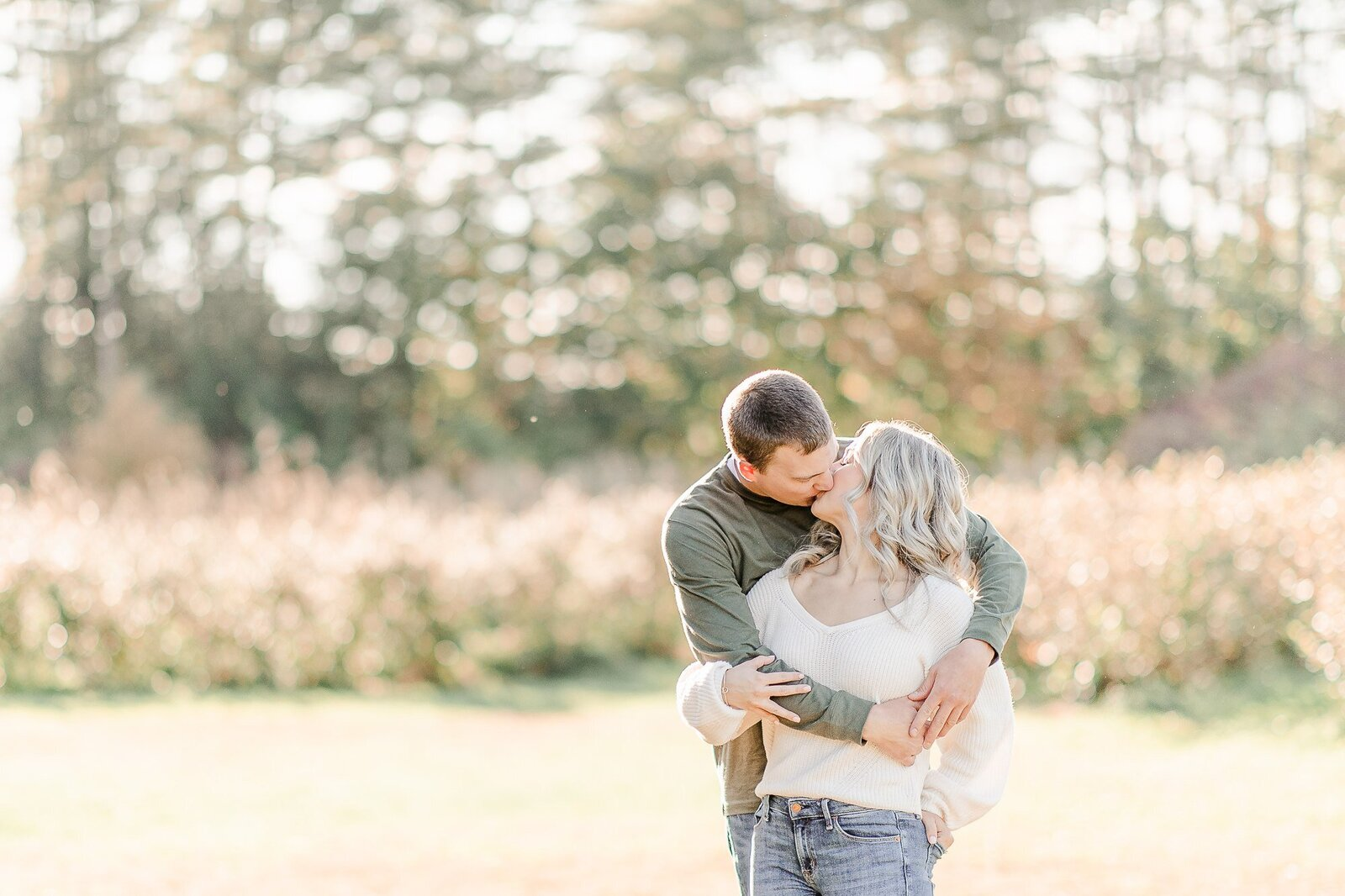 Light and Airy Engagement Session-2