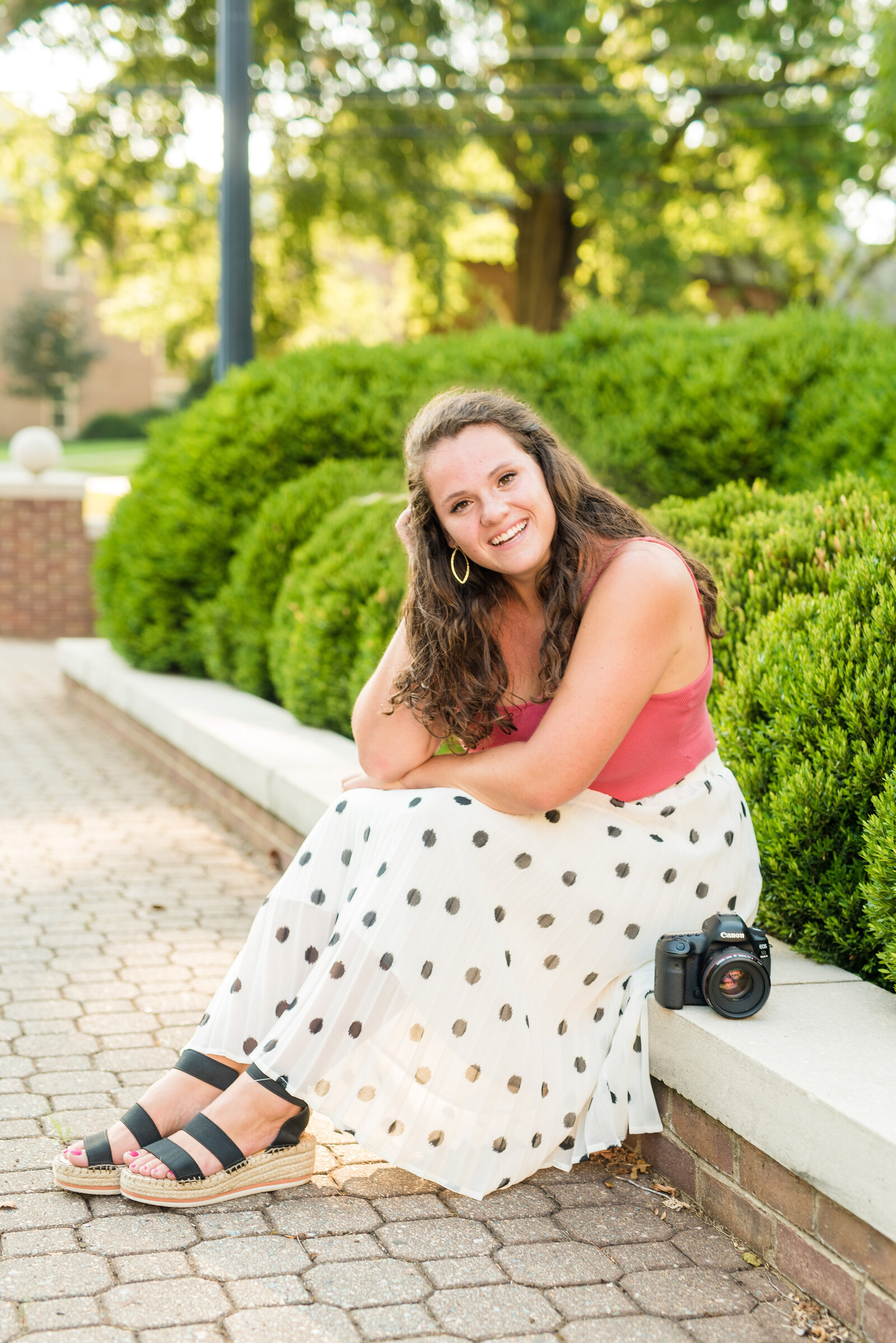 Marena Claire Photography Roanoke College Summer Senior Session Ashley Eagleson Photography_0034