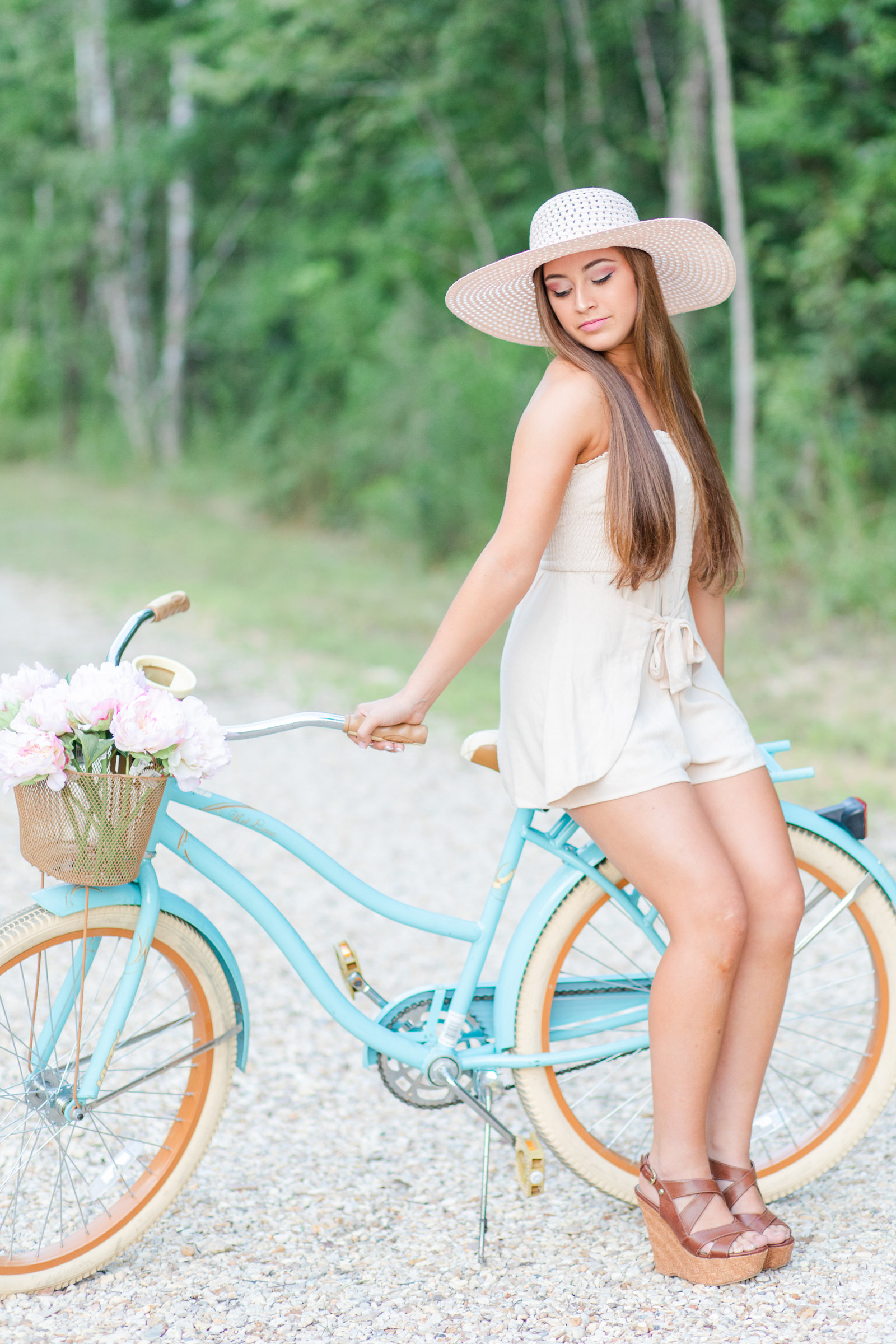 Vintage Bike Photoshoot