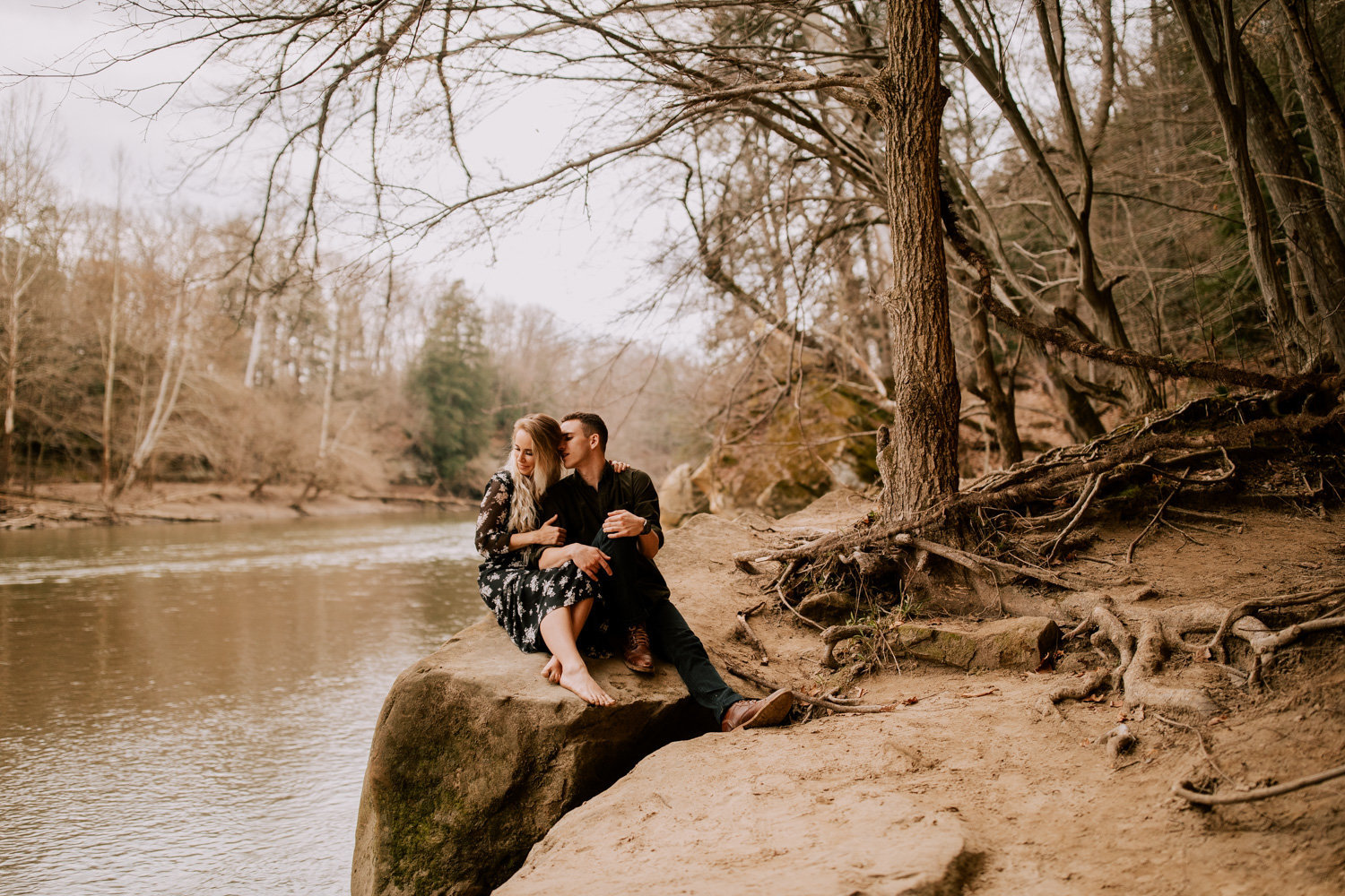 Boho-Engagement-Turkey-Run-18