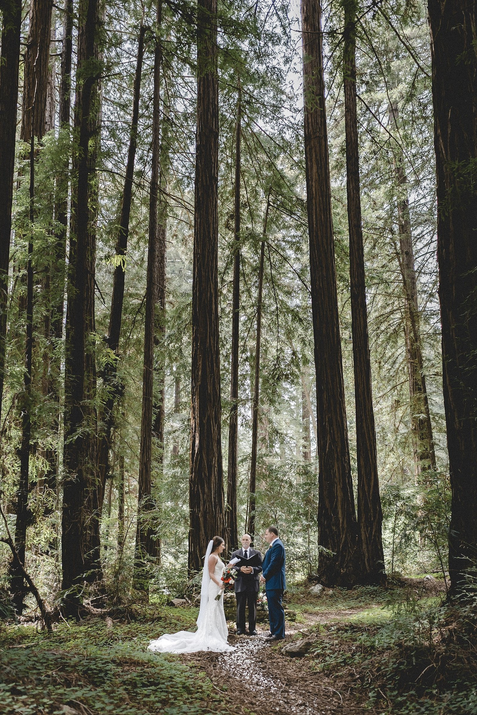 Glen Oaks Wedding Big Sur Elopement 058