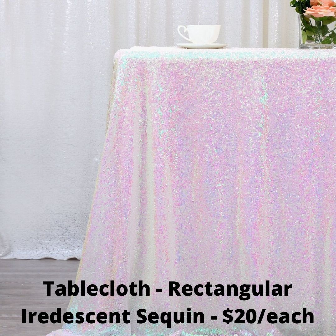 iredescent sequin