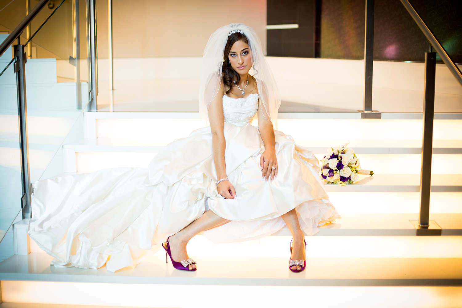 Bridal  with attitude | Hard Rock Hotel in Downtown San Diego