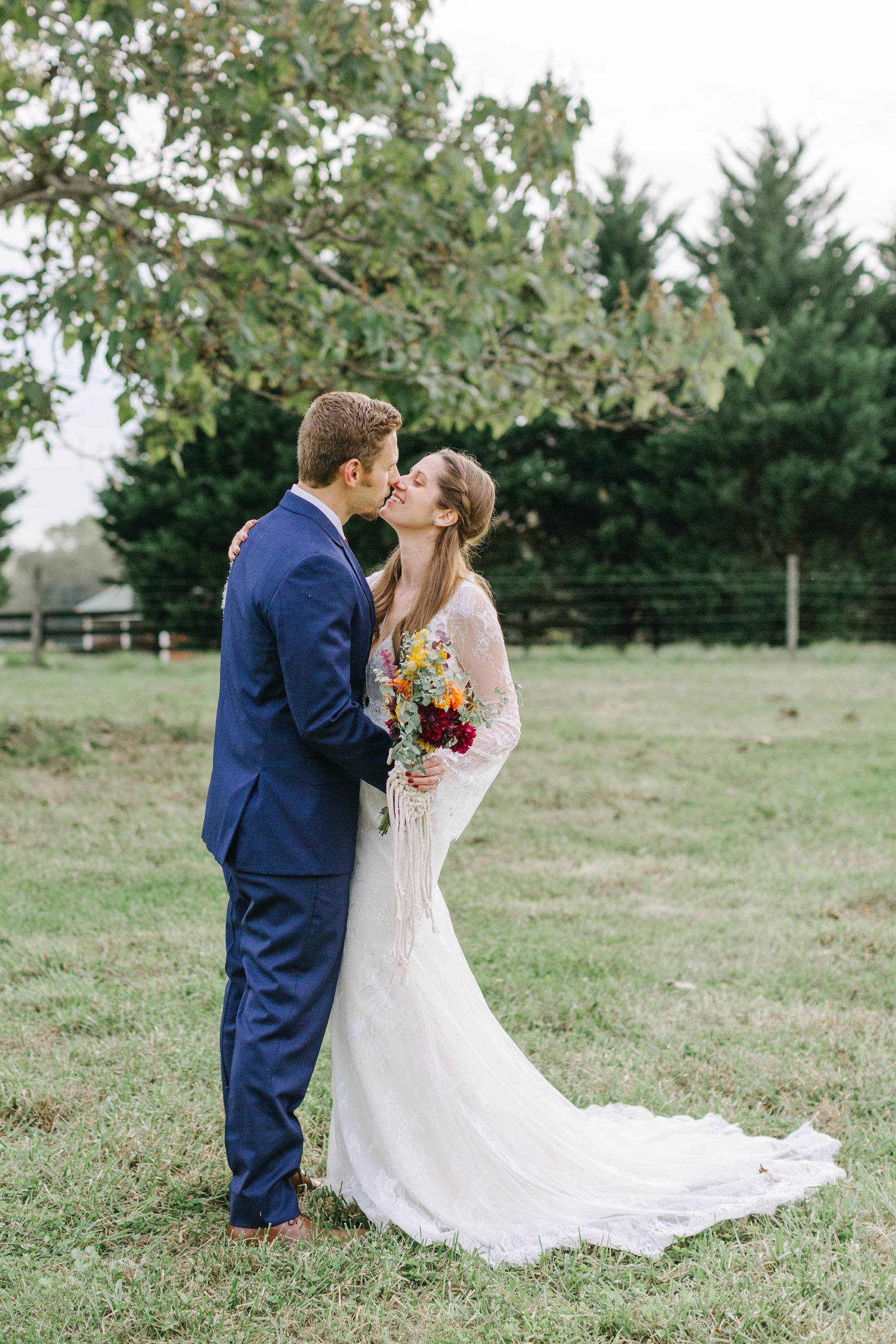Culpeper Fall Wedding -3118