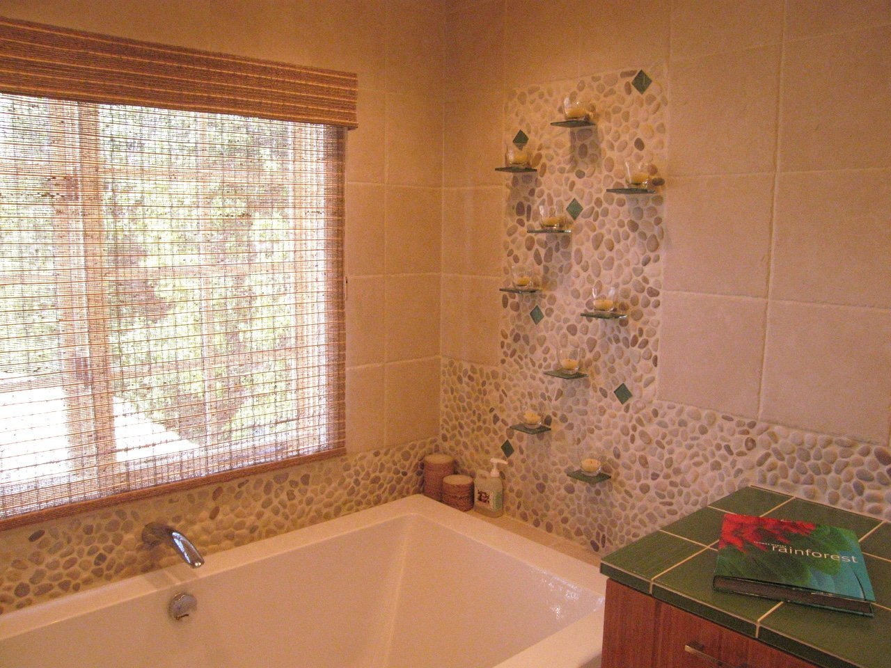 Bamboo Bath Design