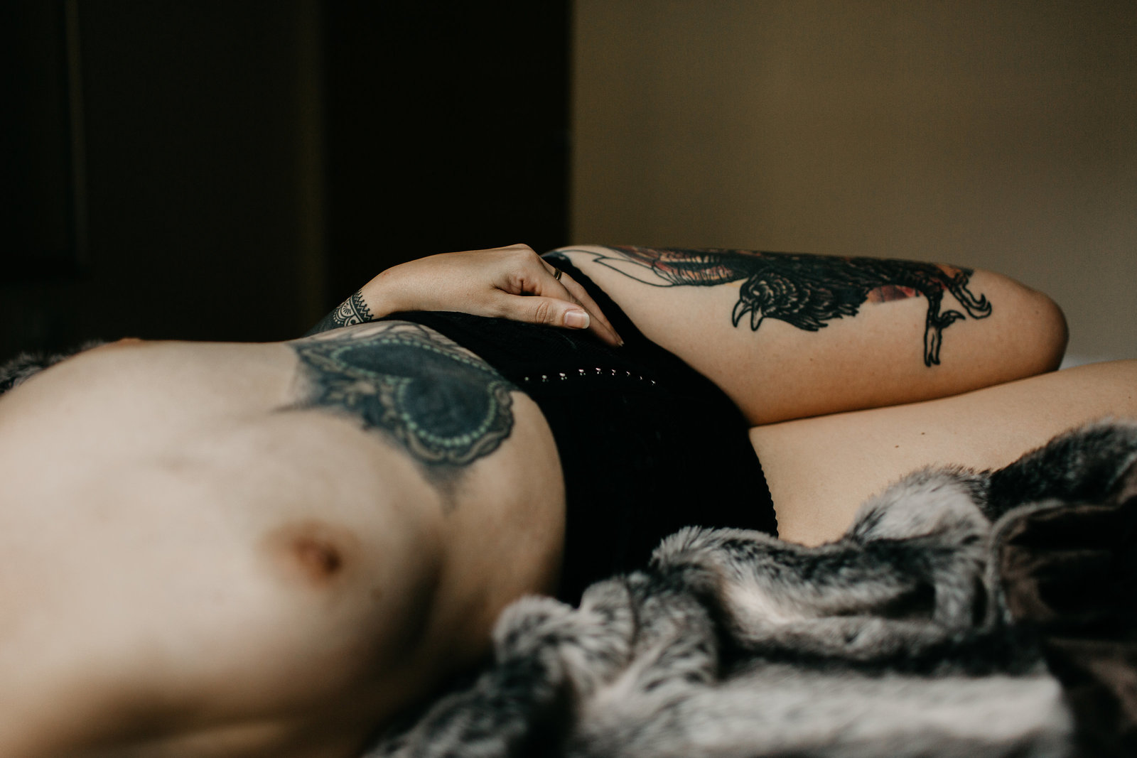 EDINBURGH INTIMATE LIFESTYLE BOUDOIR PHOTOGRAPHER-99
