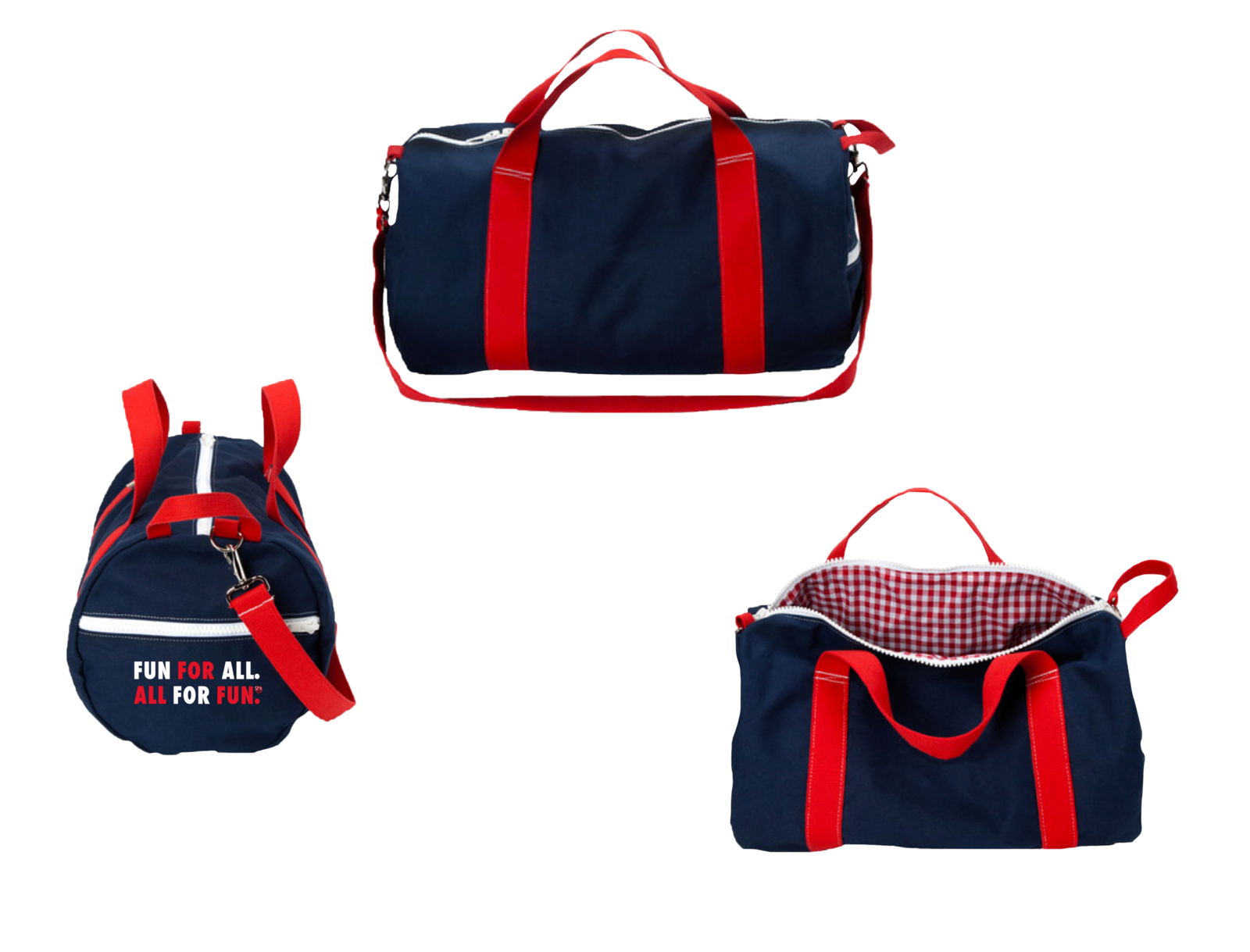 TRAVEL DUFFLE BAG-presentation