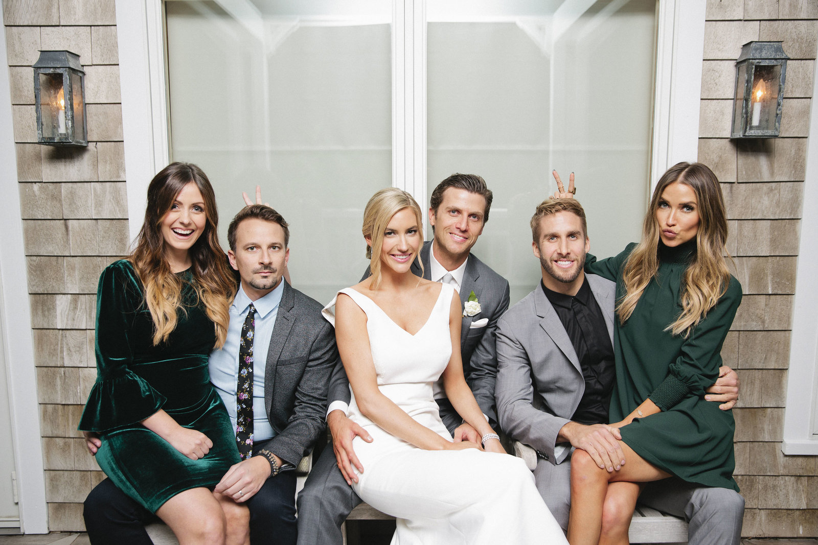 Kaitlyn Bristowe at Whitney Bischoff's Wedding