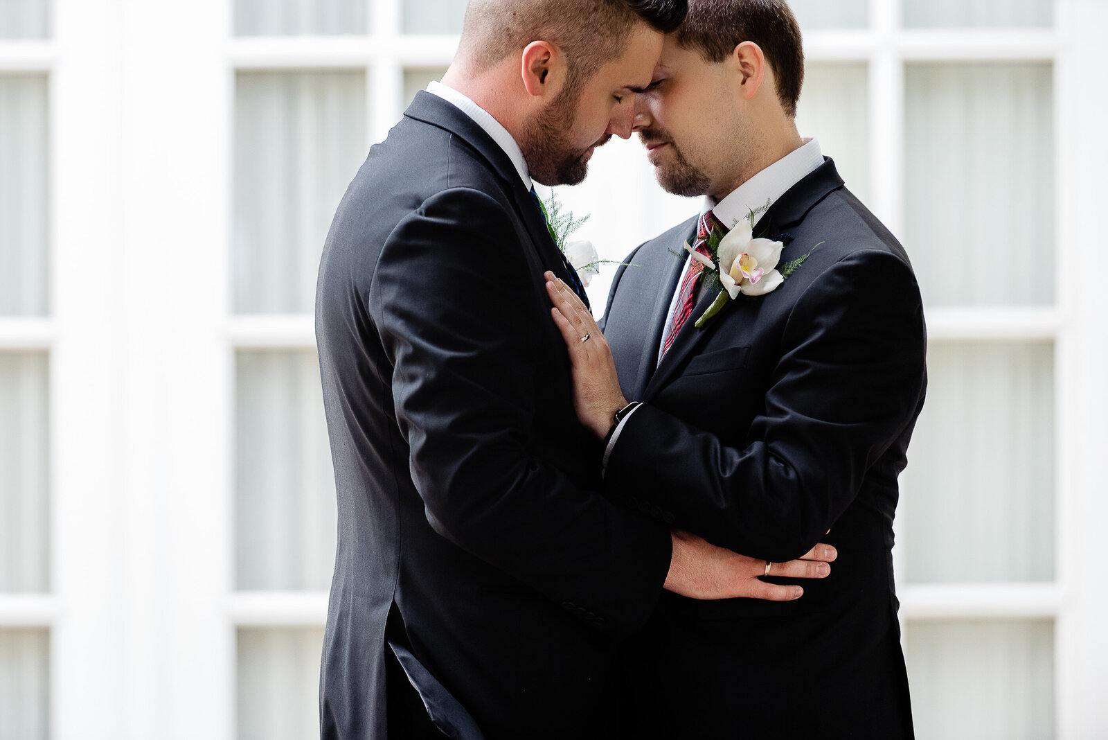 Edmonton LGBTQ+ Wedding Photographer