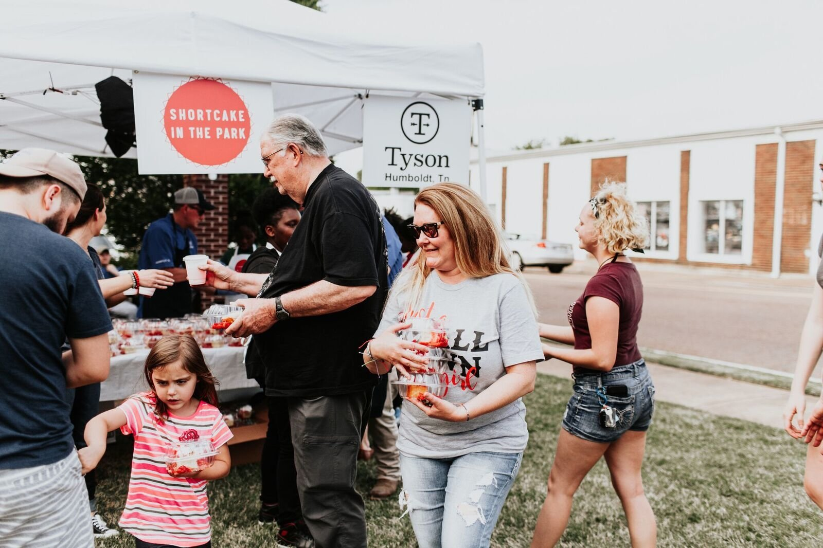 2019 West Tennessee Strawberry Festival - Shortcake in the park - 57